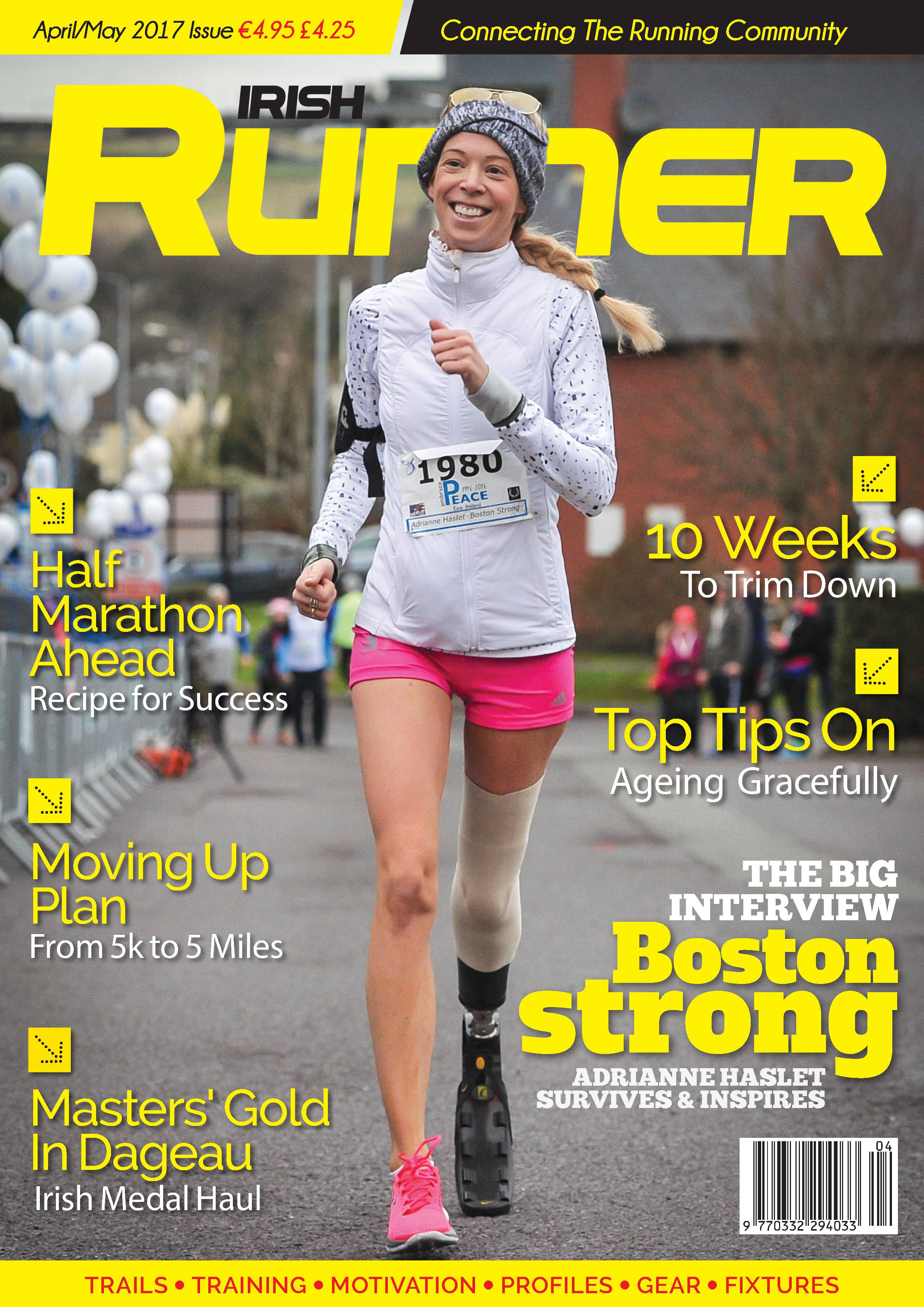 Irish Runner Subscription