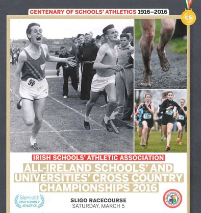 All-Ireland Schools' and Universities' Cross Country Championships 2016