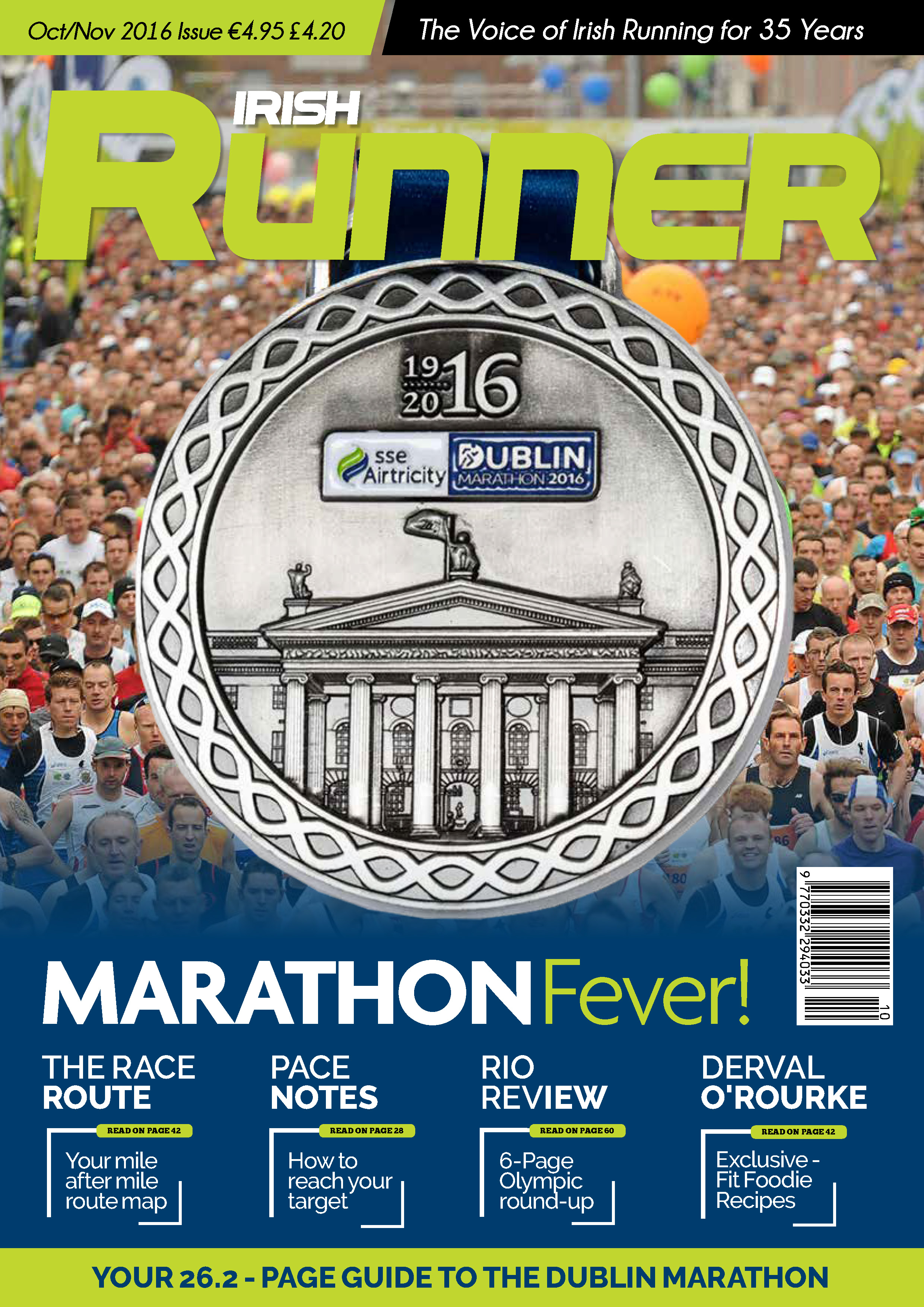 Irish Runner Subscription
