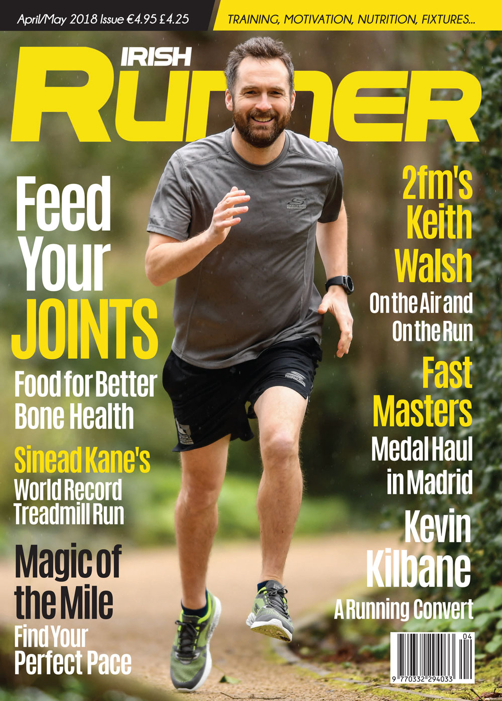 Irish Runner Latest Issue