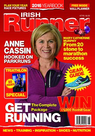 Irish Runner Yearbook
