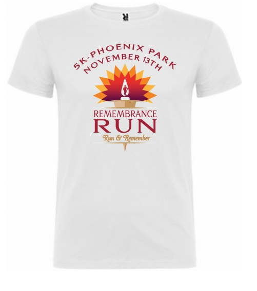 Remembrance Run Technical T-Shirt