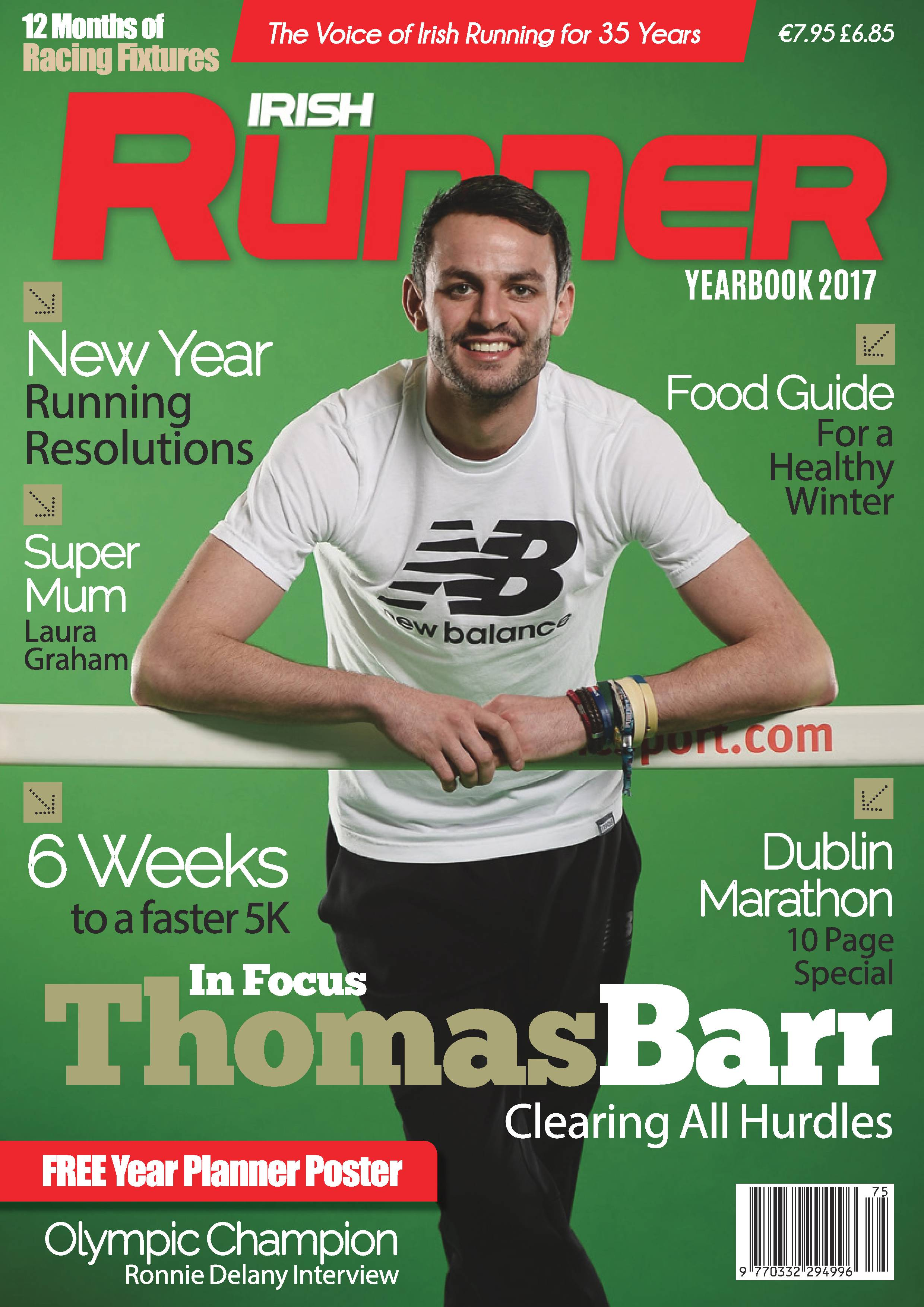 Irish Runner Yearbook