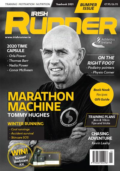 Irish Runner Latest Issue