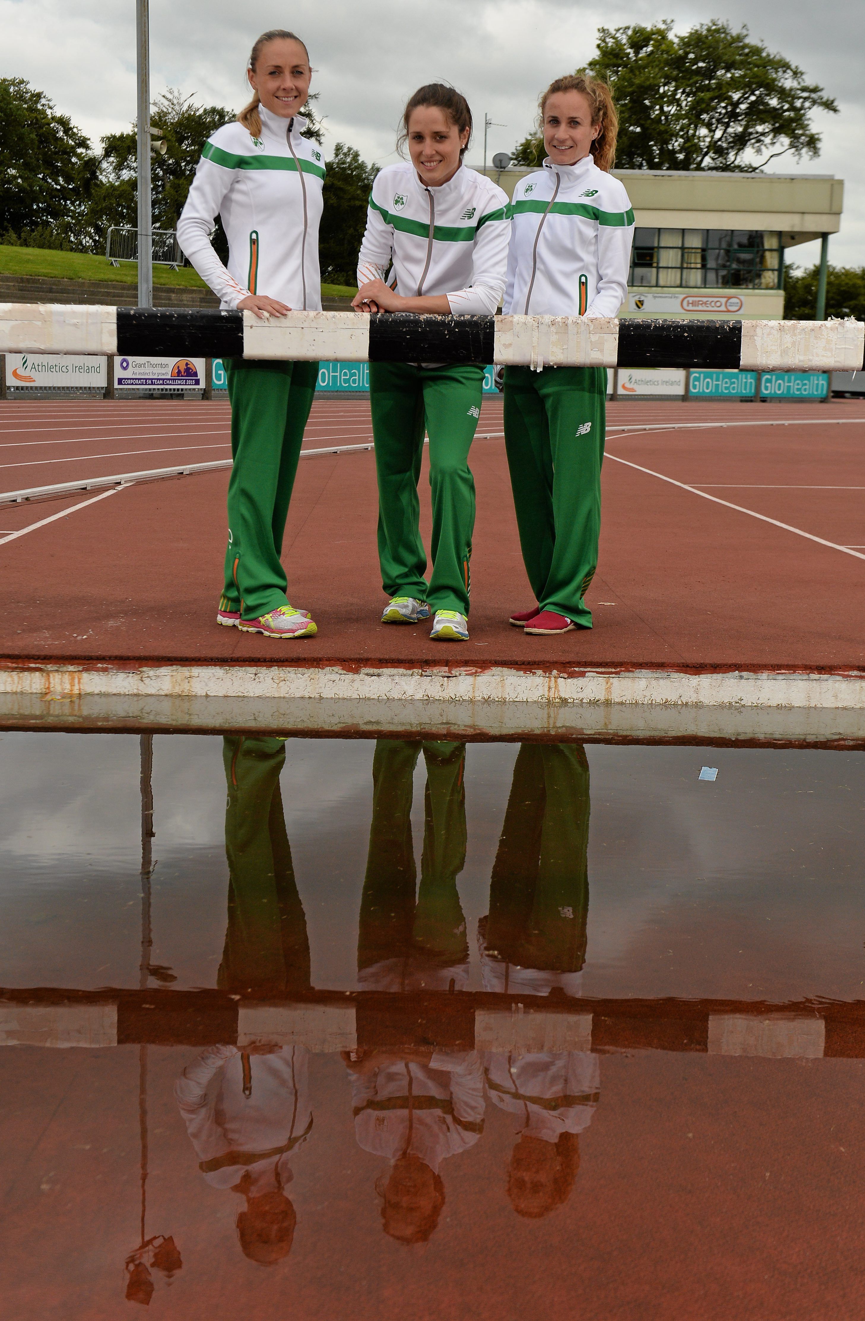 Letterkenny Olympic qualifiers - Kerry O'Flaherty, Michelle Finn & Sara Treacy