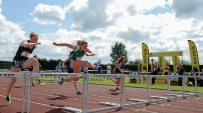 Aviva All Ireland Schools Track & Field Championships 2014
