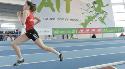 Woodies DIY Juvenile Indoor Track and Field 2014