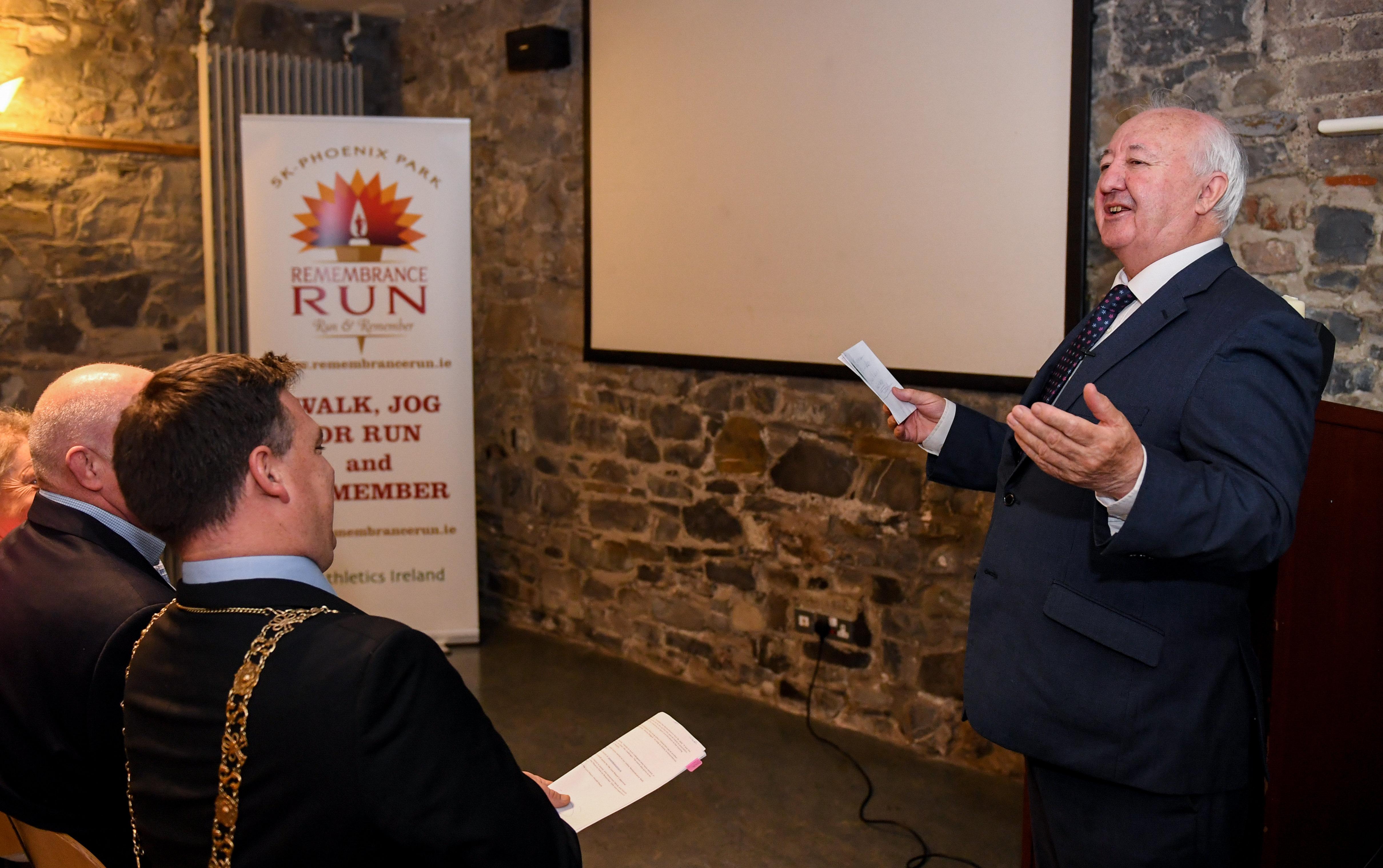 Remembrance Run 5K - November 10th, 2019 | Athletics Ireland