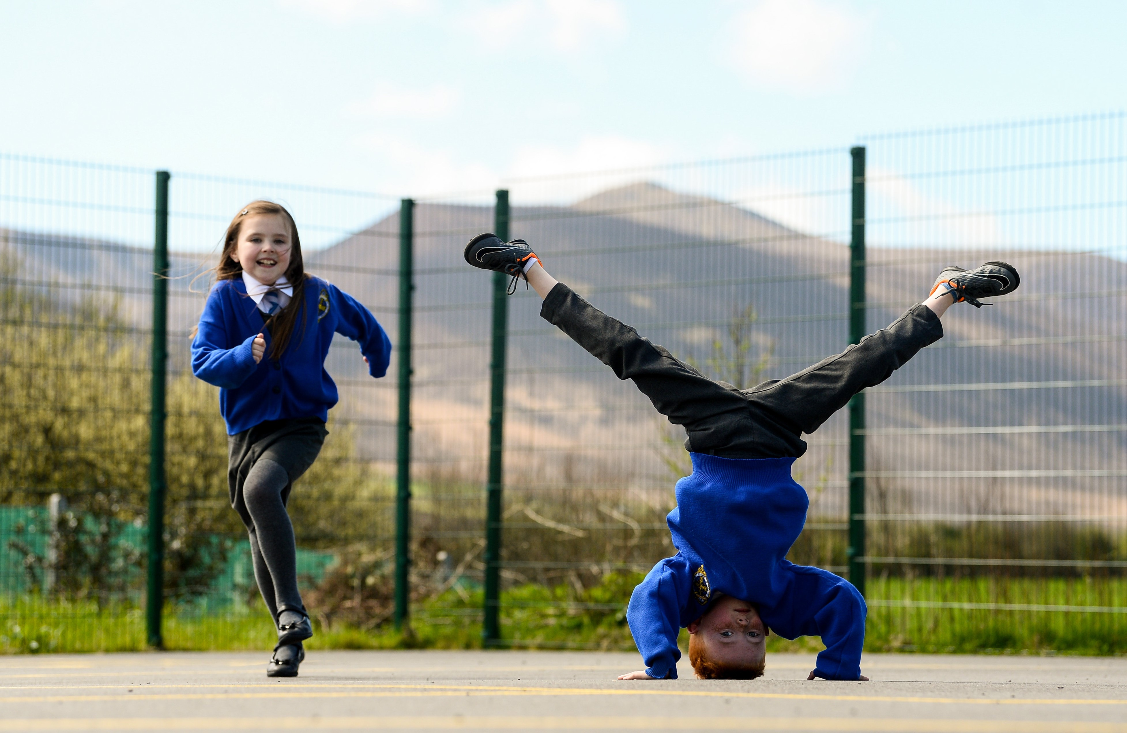 The Daily Mile - Primary Schools