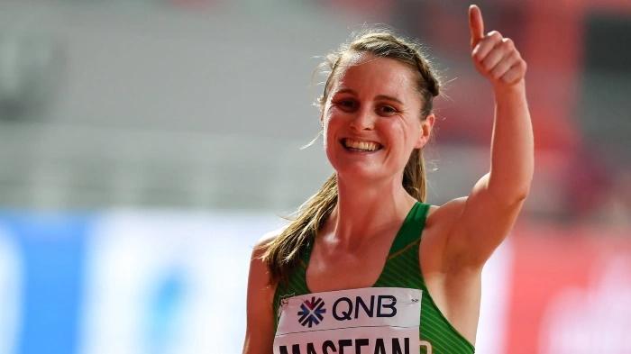 Mageean sets new Irish 800m record