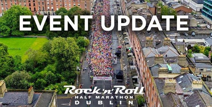 Rock n Roll Half Marathon Cancelled