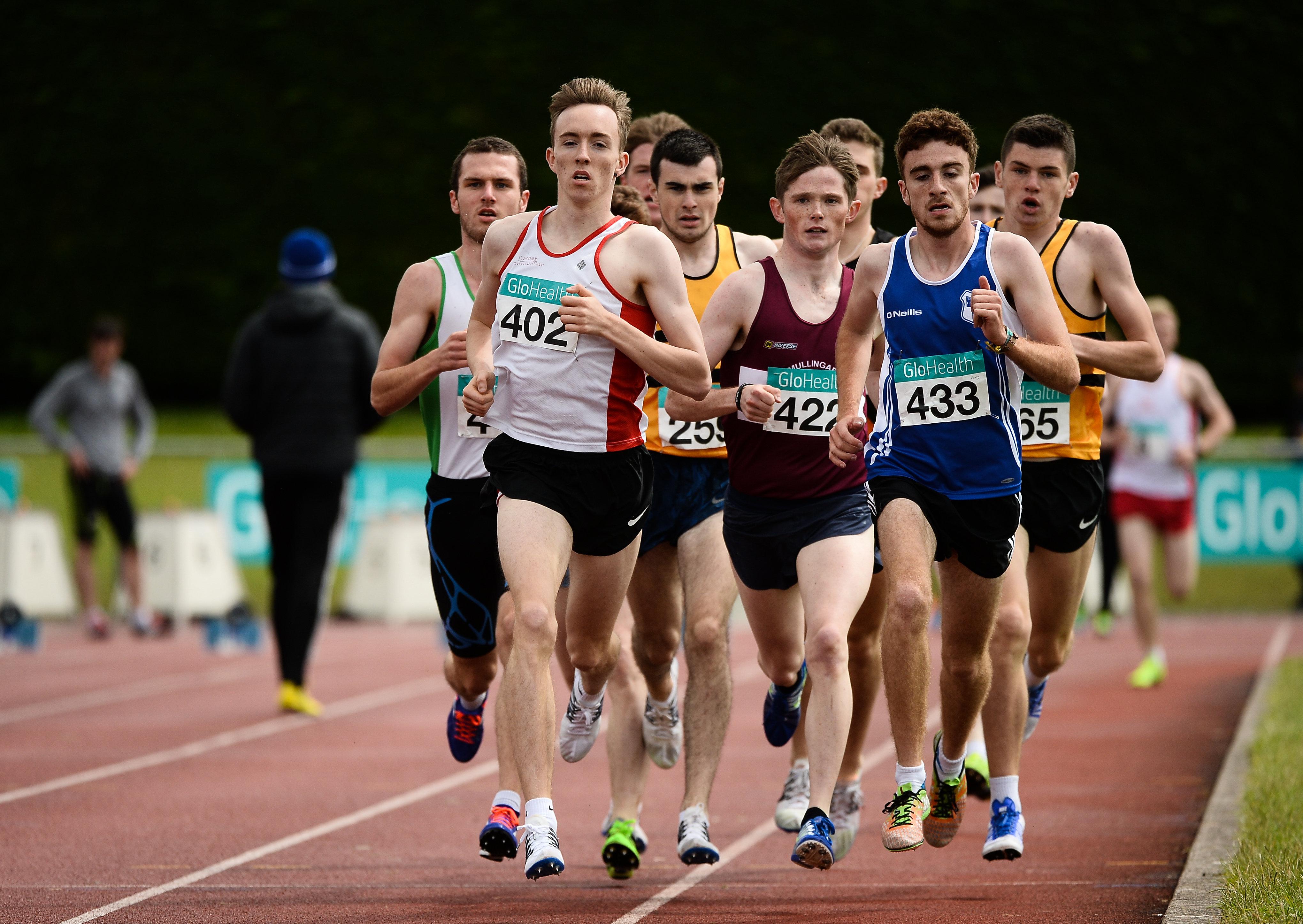 Irish Life Health National Junior & U23 T&F Championships