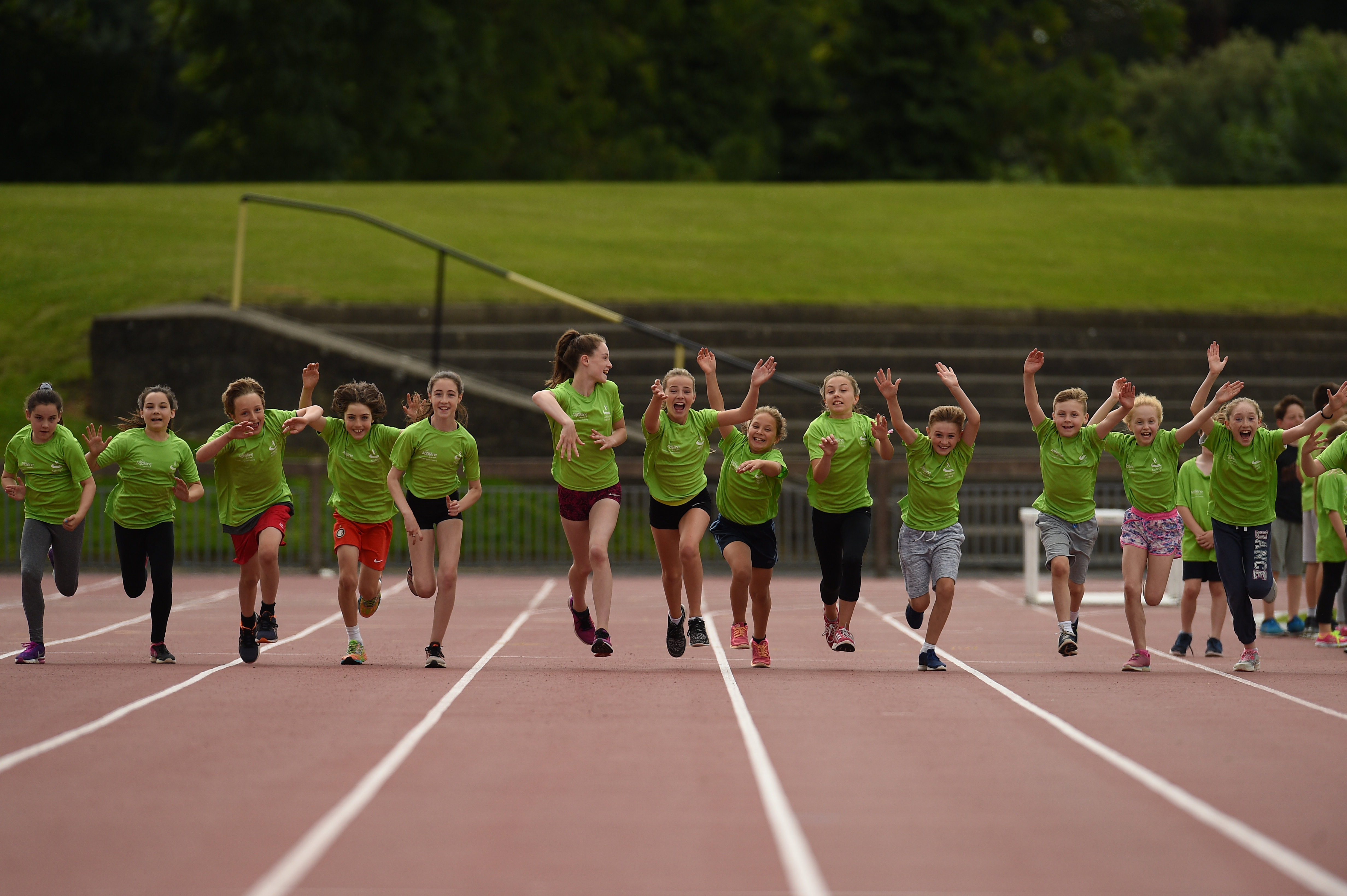 Athletics Ireland Summer Camps 2017