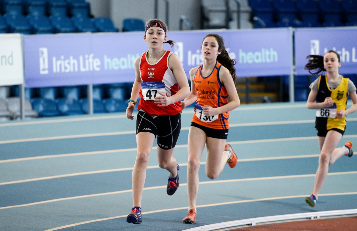 Provisional Entry List for the National Indoor Combined Events 2018