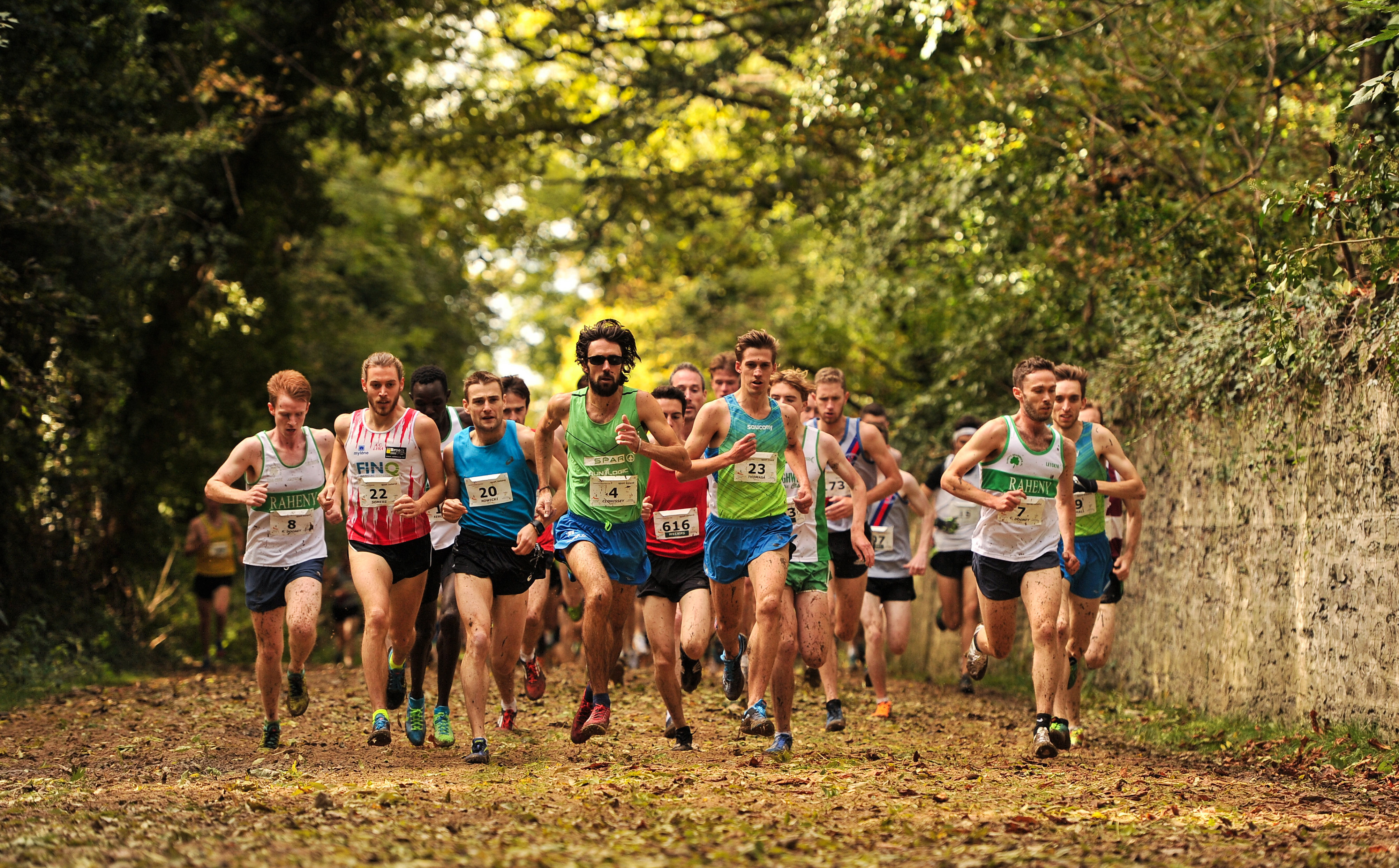 SPAR Autumn Open International Cross Country Festival