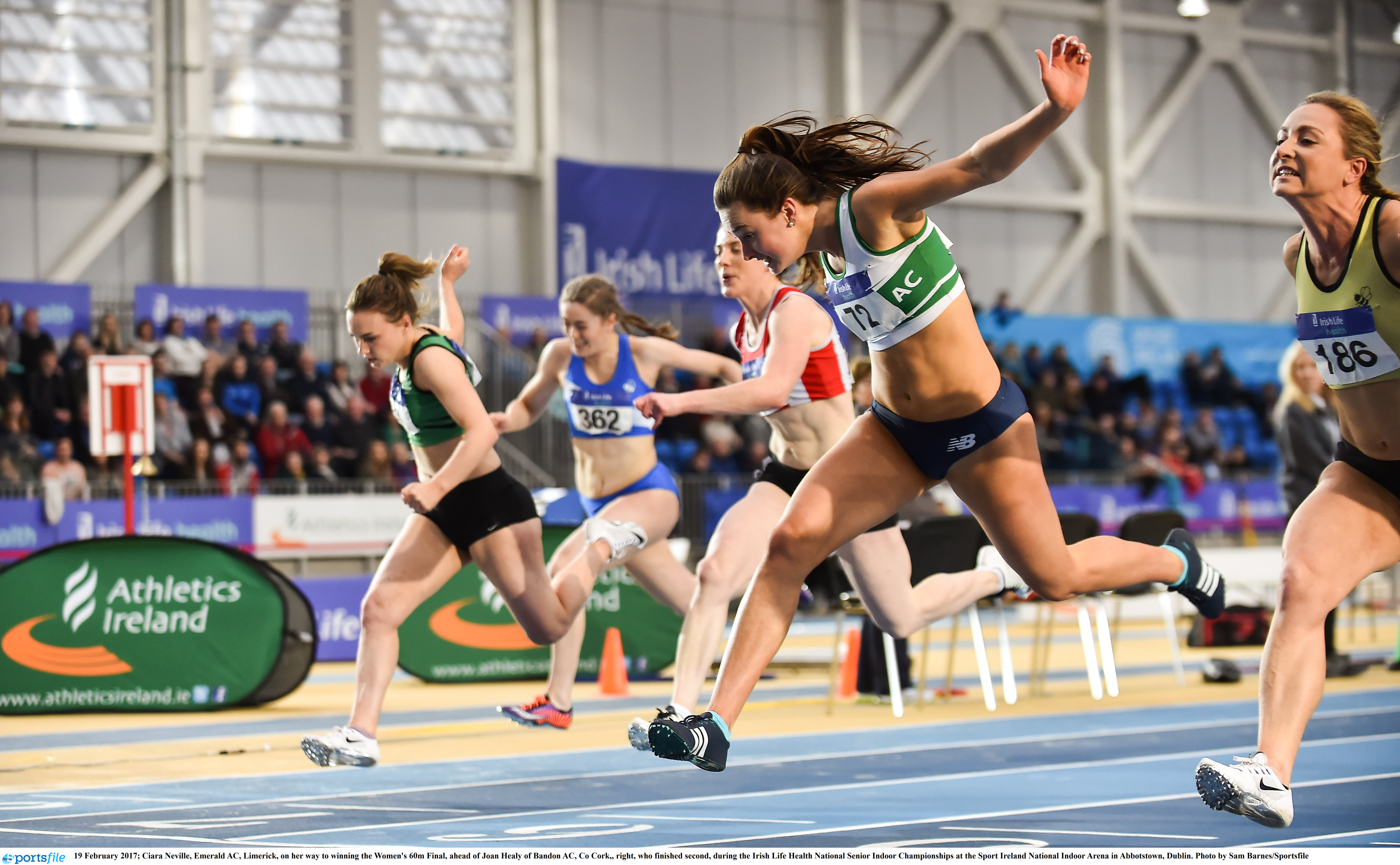 Provisional Entry List for National Senior Indoor Championships