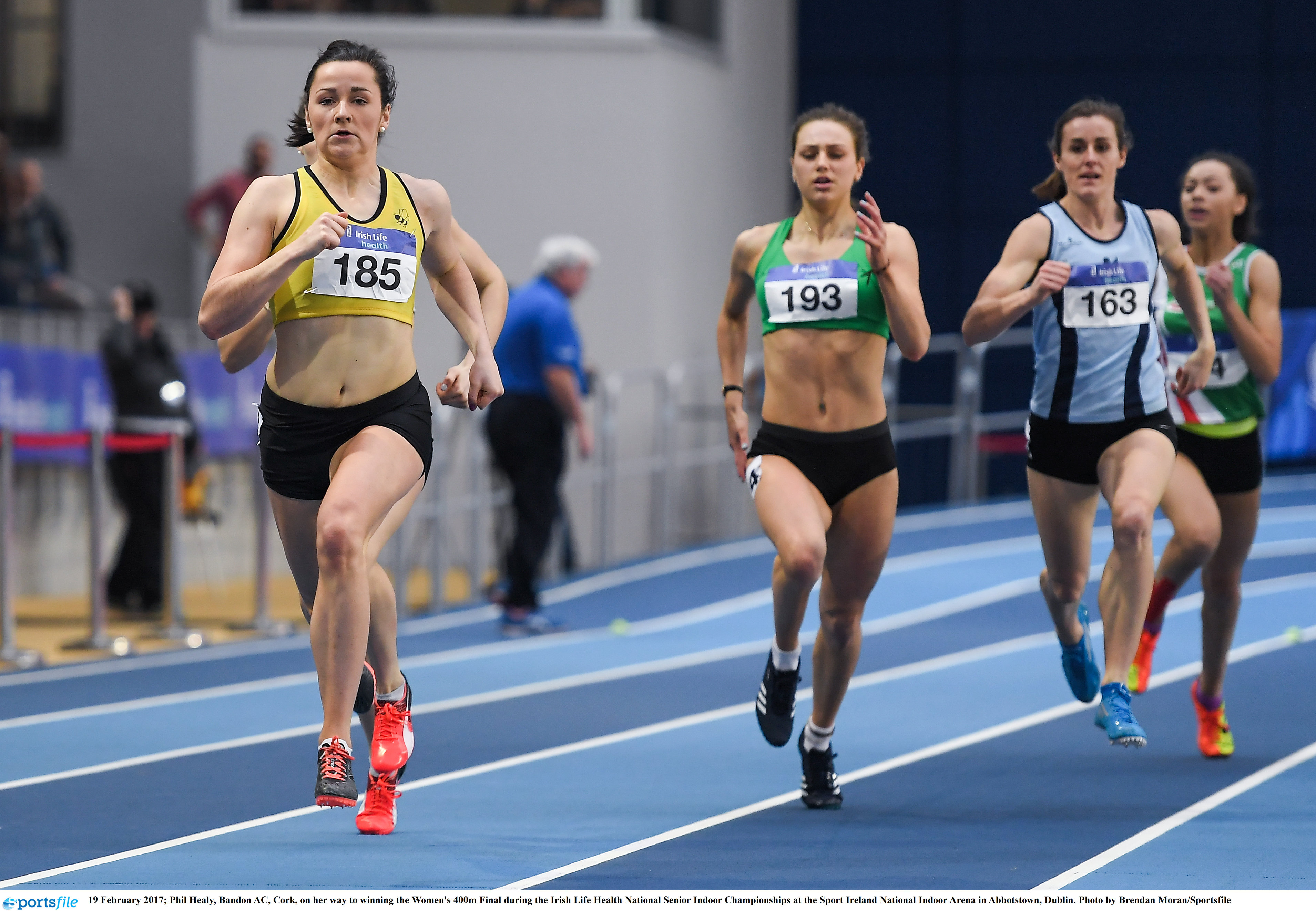 Irish Life Health National Senior Track and Field Championships Entry List 2017