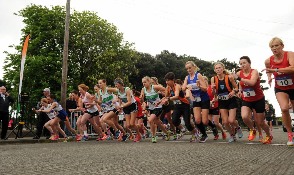 Raheny Road Runners Chase National Glory