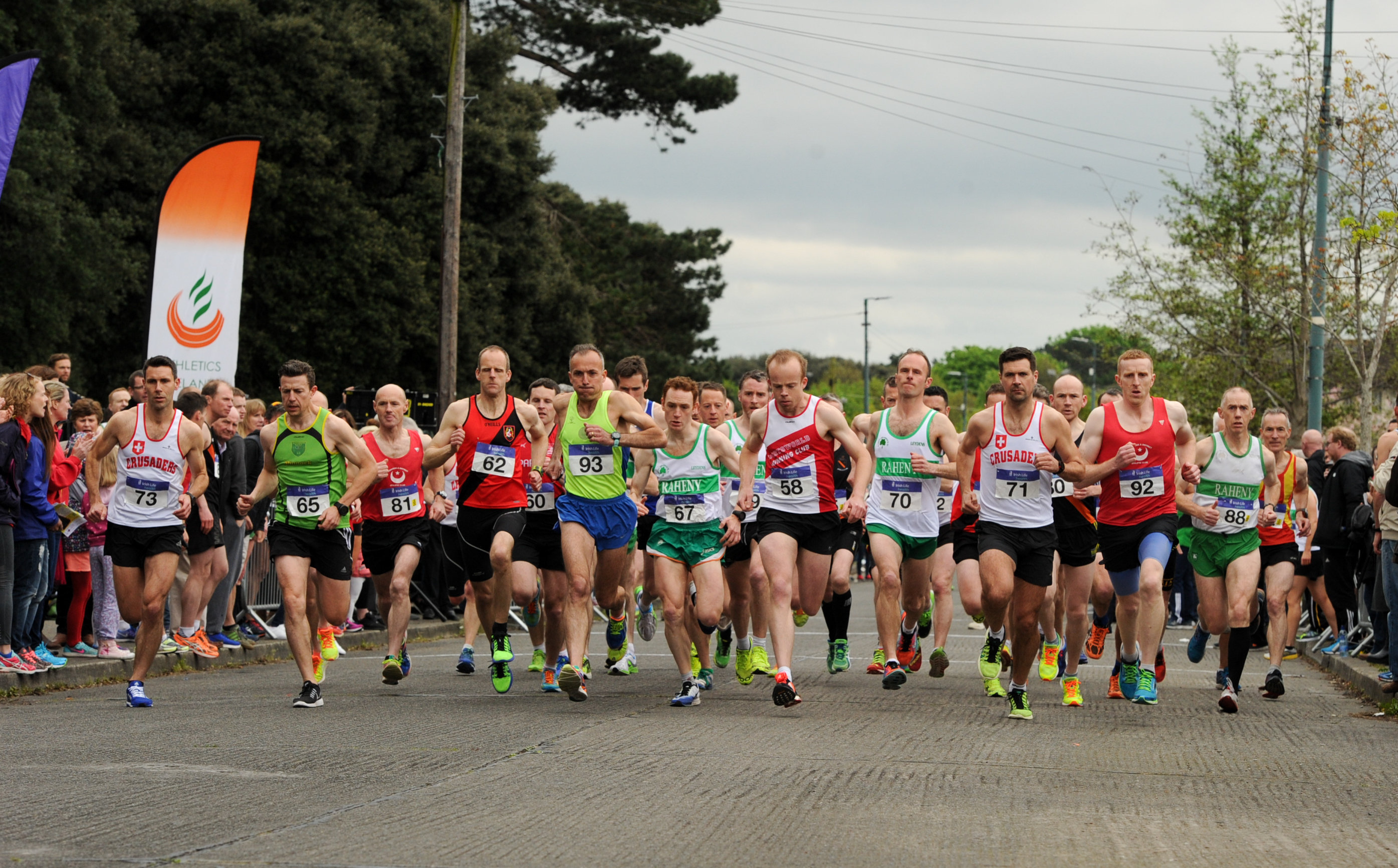 Online entry is now open for the AAI National Road Relays