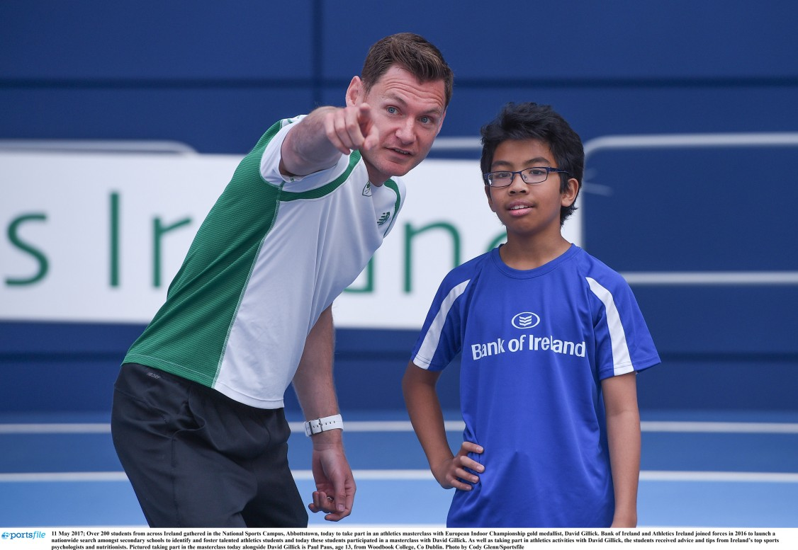 Bank of Ireland Talent ID Programme Masterclass