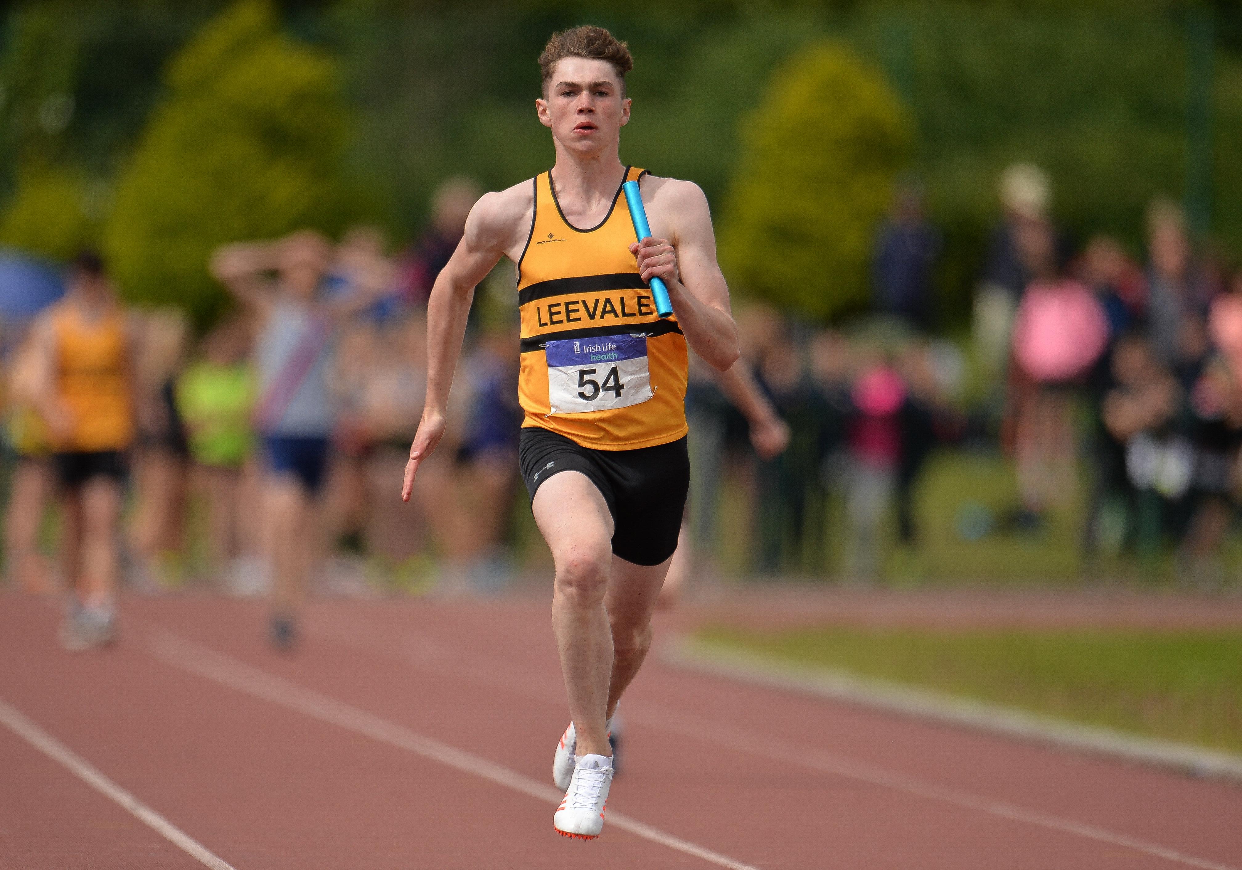 Irish Life Health National Juvenile Track & Field  Day 1 & 2 Entry List