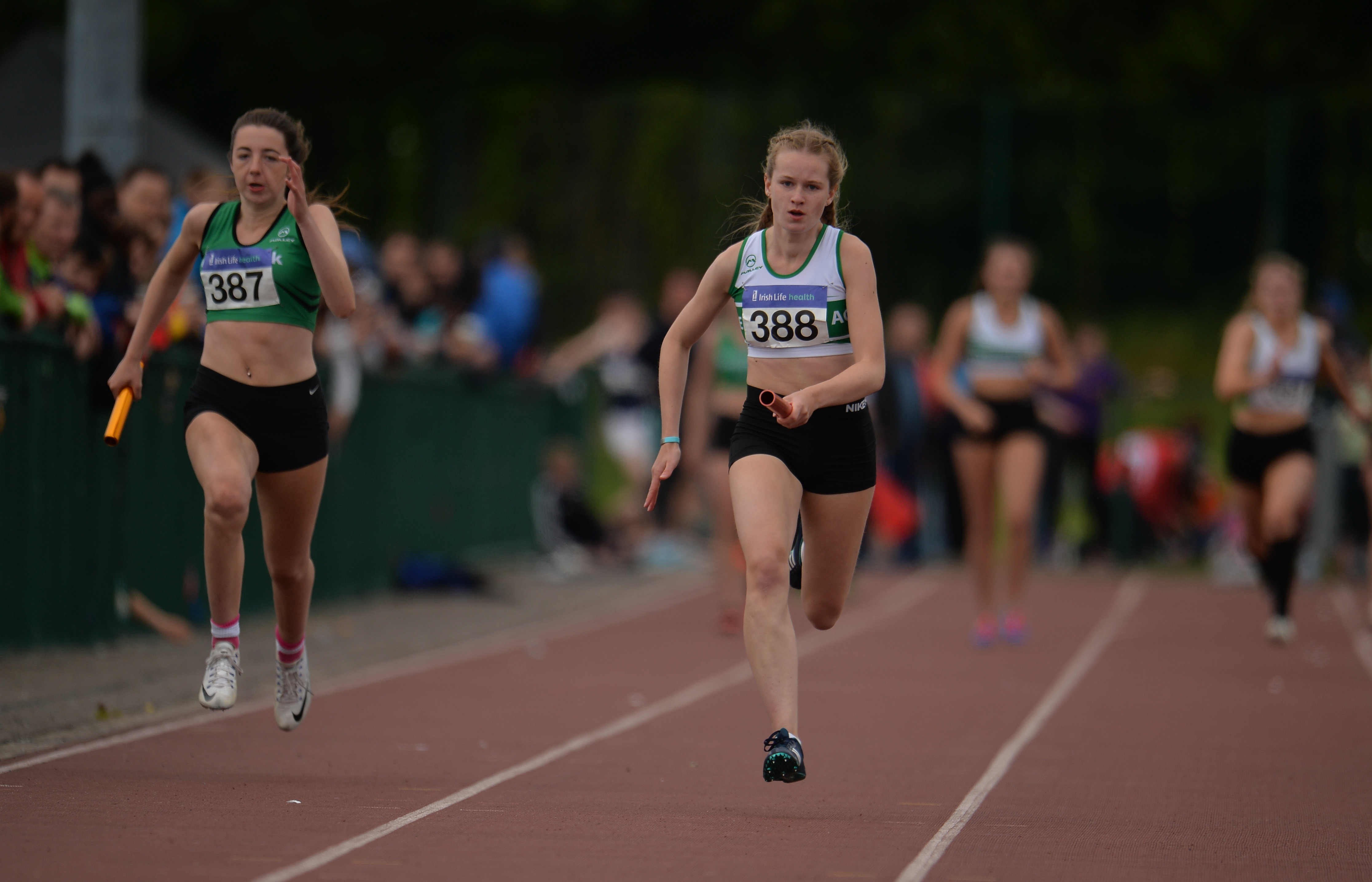 Record breaking day at the Irish Life Health Inter Club Juvenile Relays