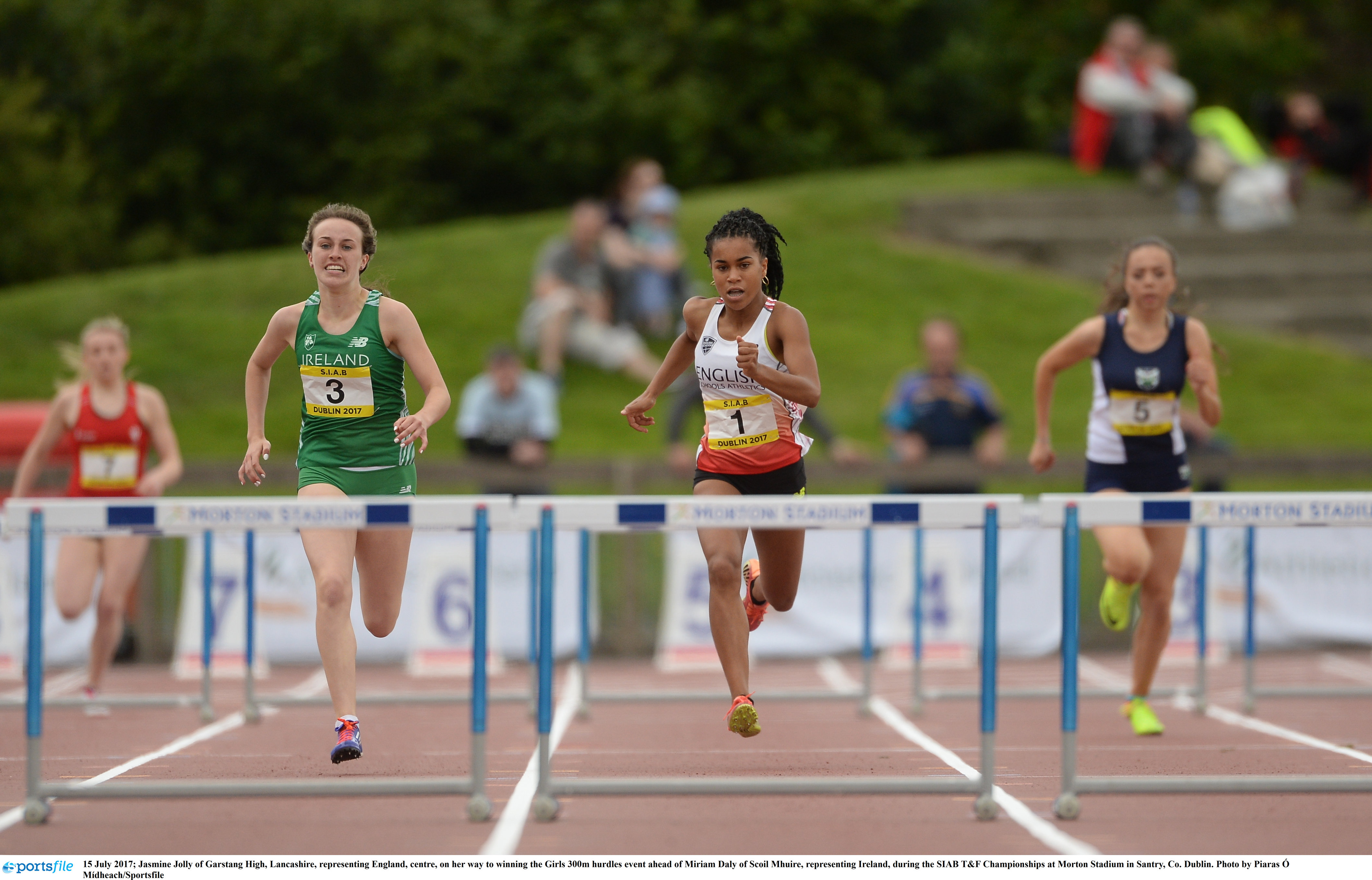 Selections for the SIAB Track and Field Championships in Swansea