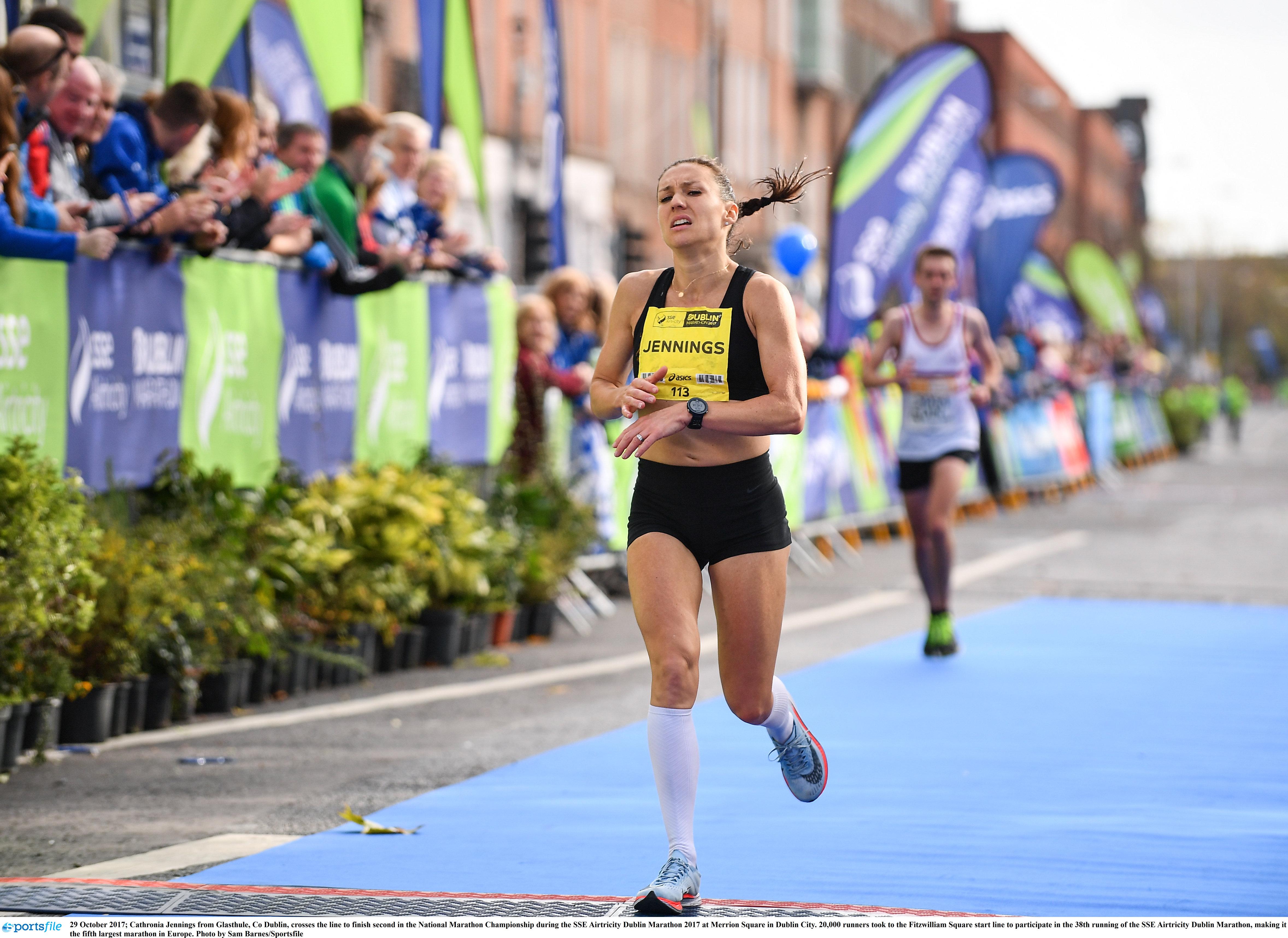 AAI National Marathon Entry List 2018