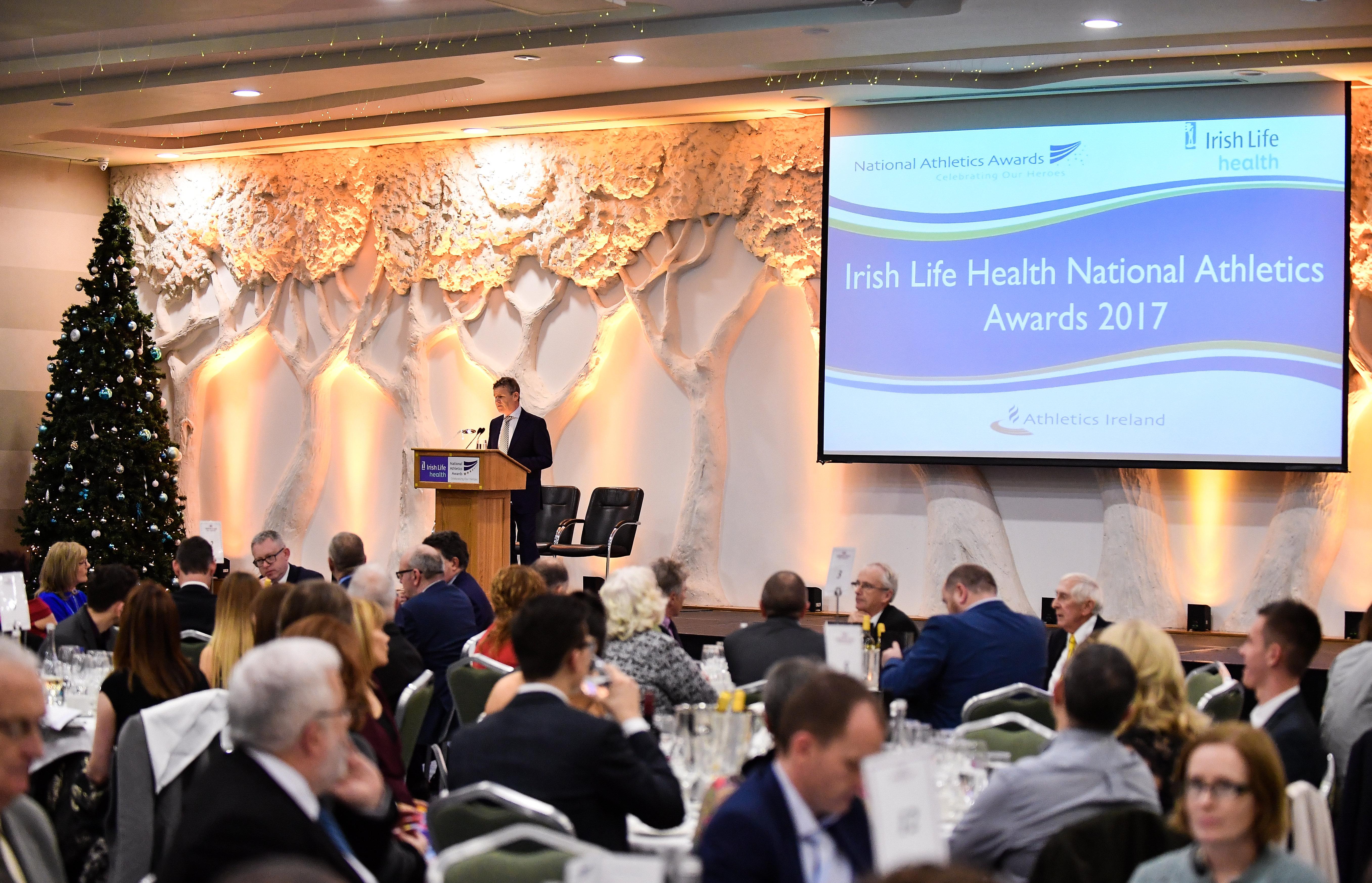 The Irish Life Health National Athletic Awards 2018