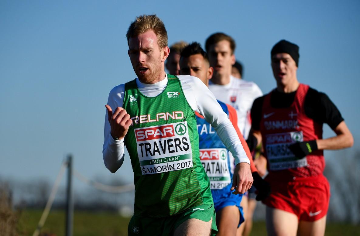Irish Team Selection for Armagh International Road Race 2018