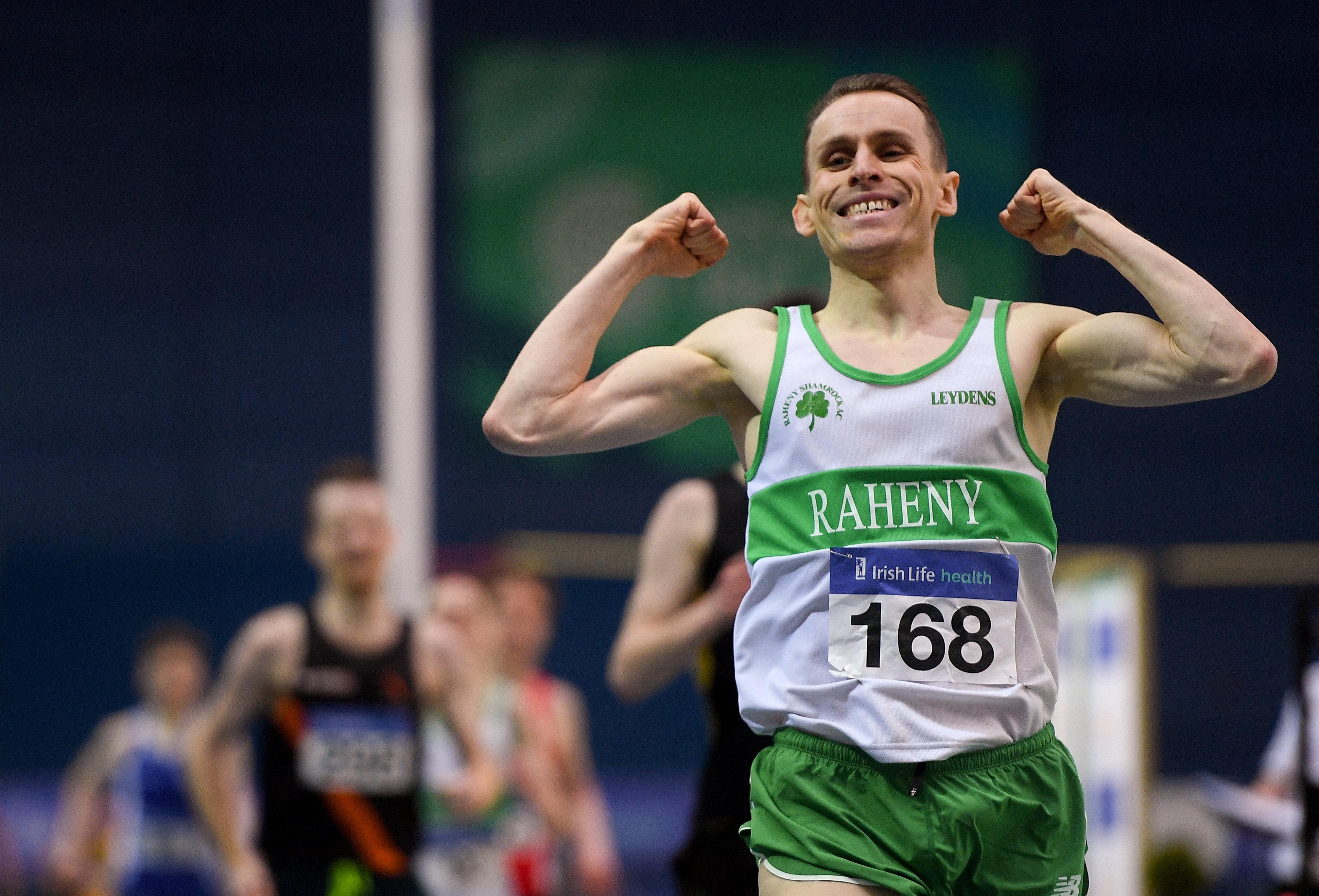 Irish Life Health National Senior Indoor Championships 2019