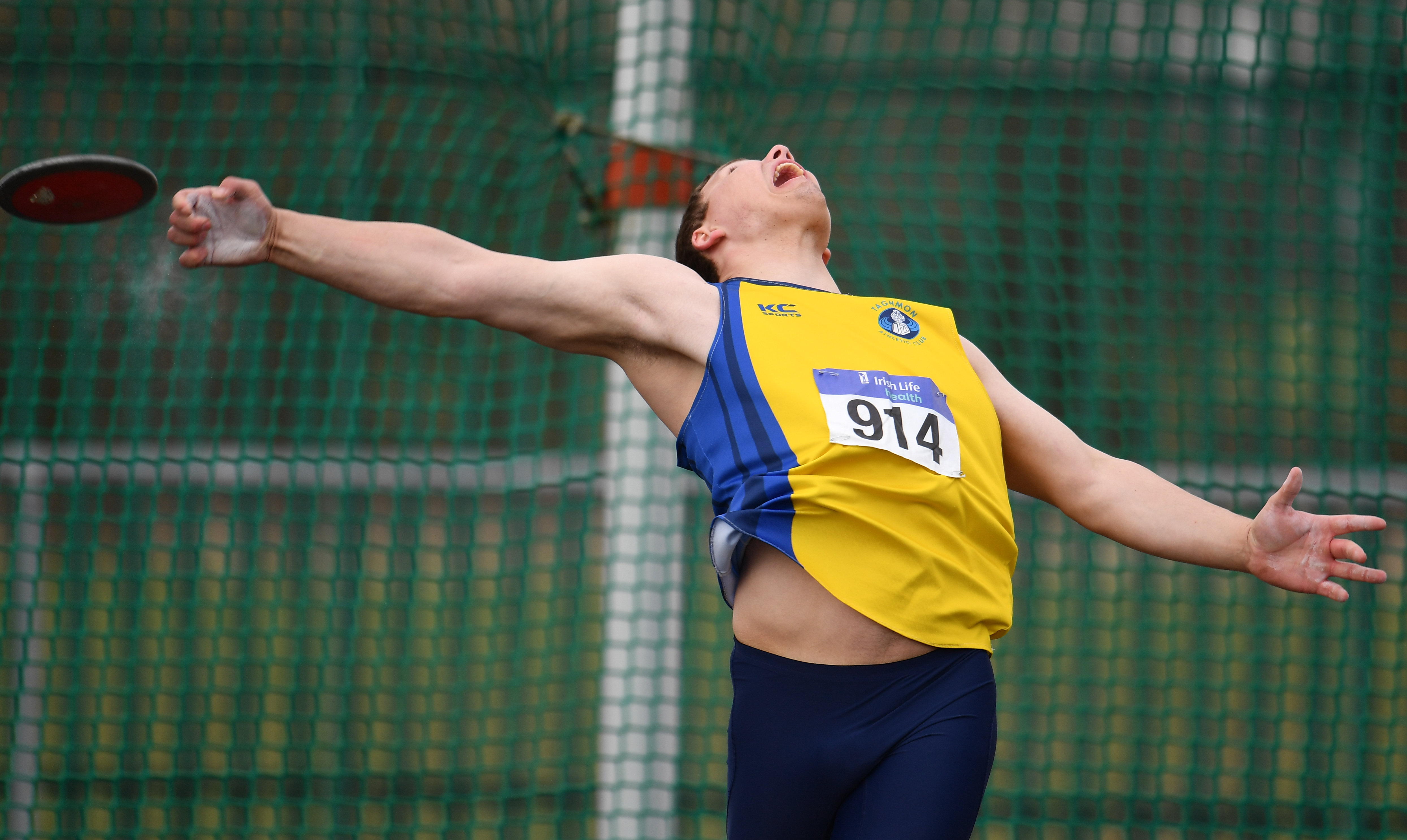 Online entry is now open for the AAI National Spring Throws
