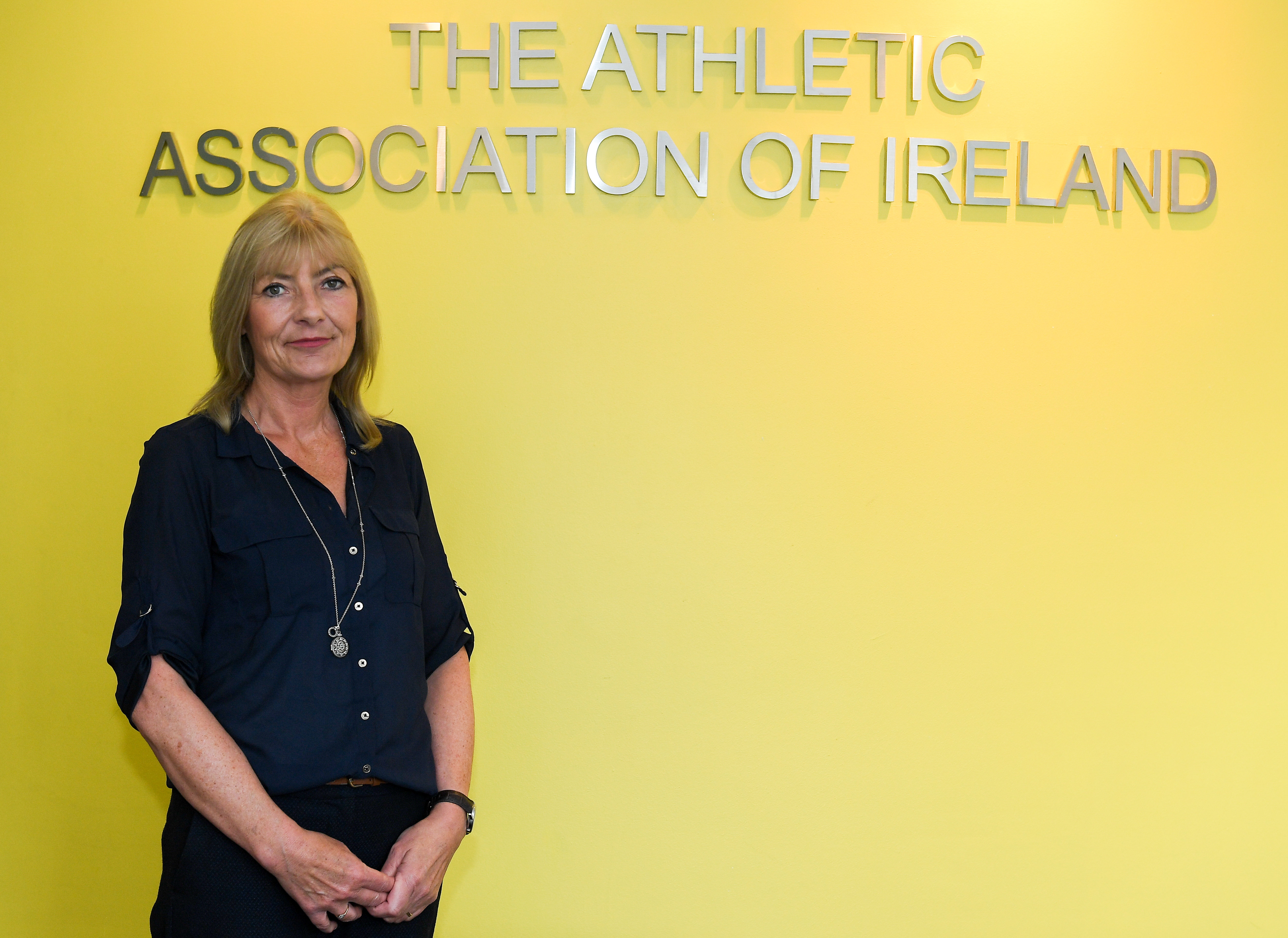Departure of Moira Aston, Director of Operations from Athletics Ireland