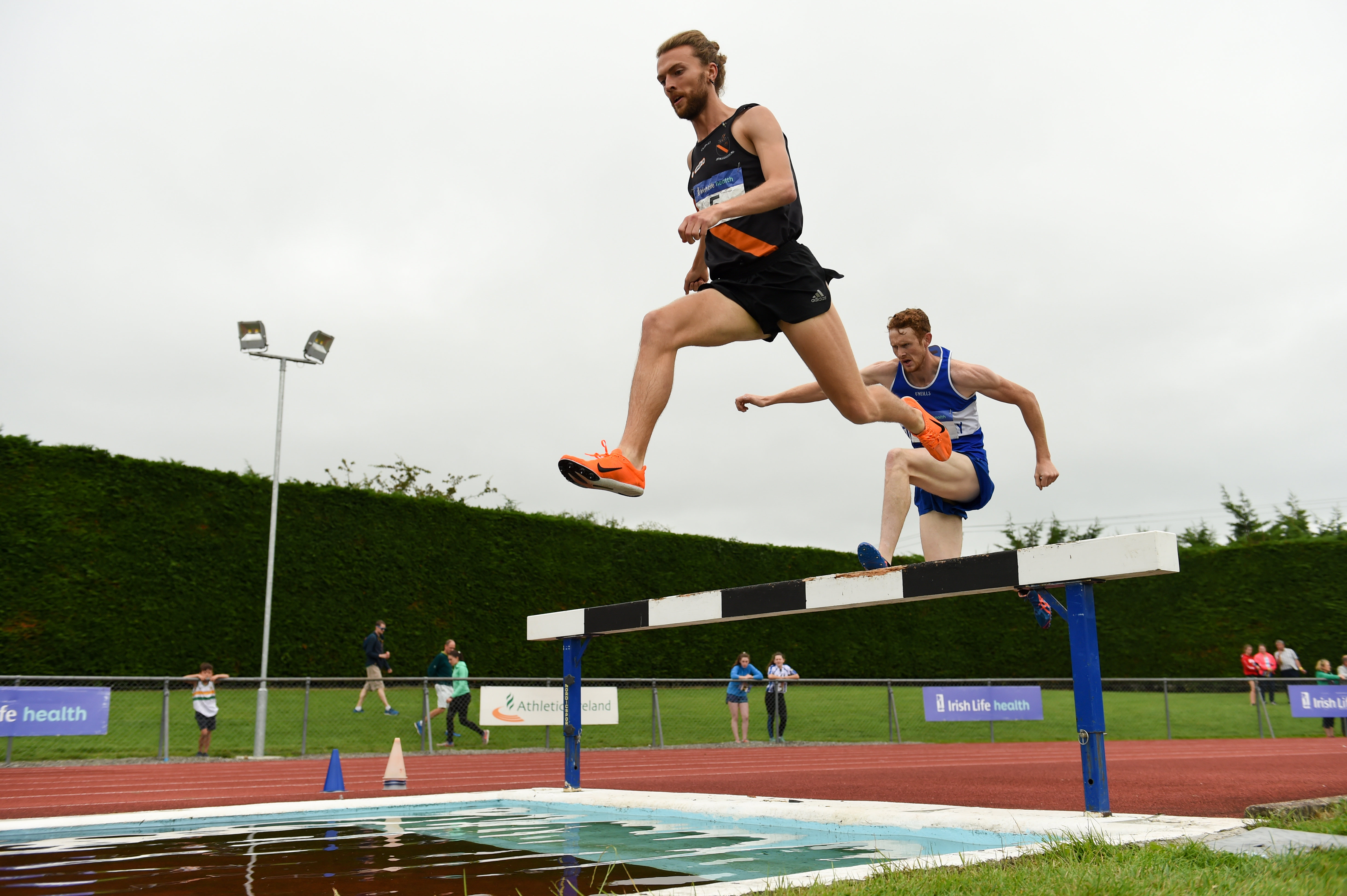 St Abbans and Clonliffe Harriers repeat history in National League Final