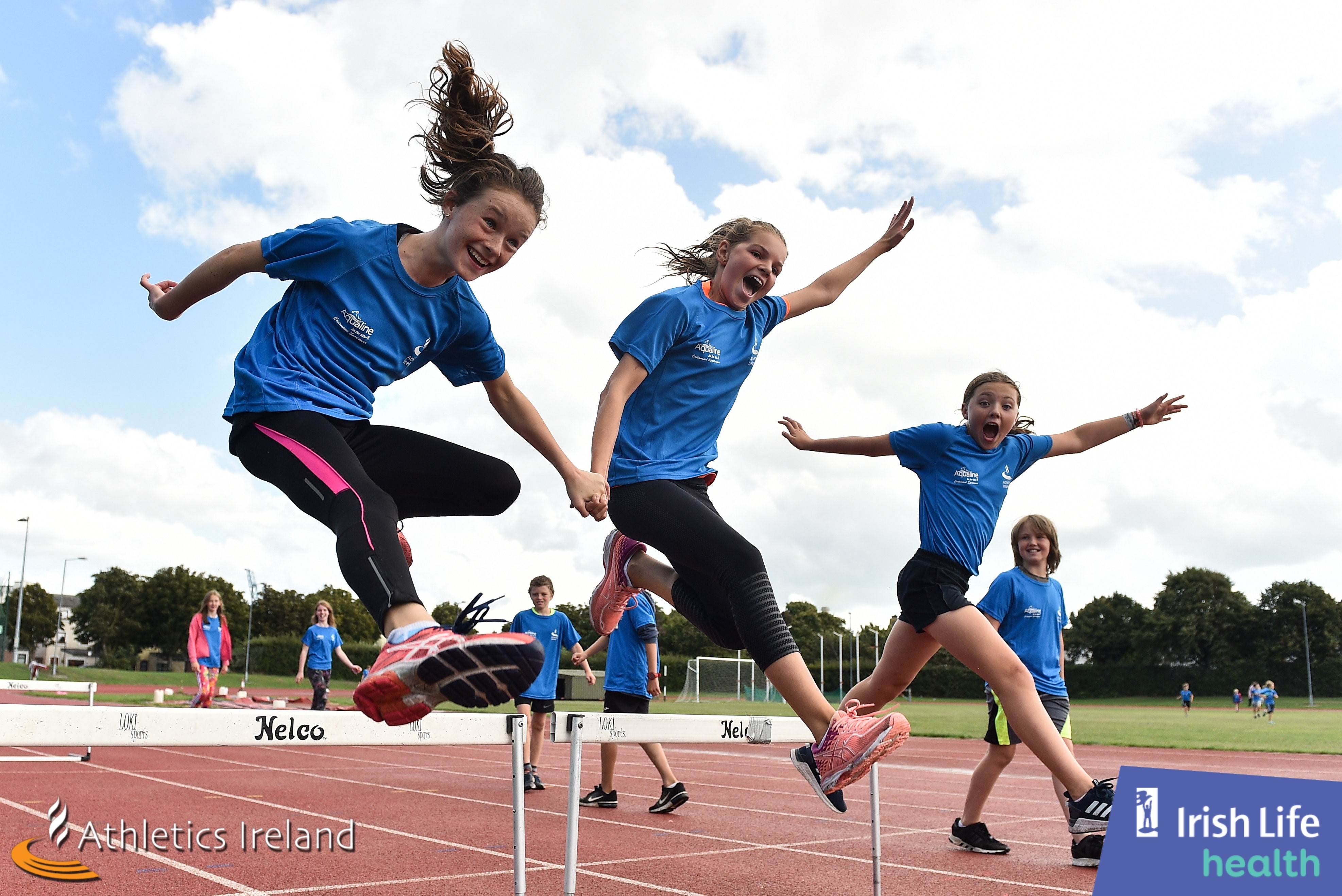 Host clubs wanted for 2019 Irish Life Health Summer Camp Programme