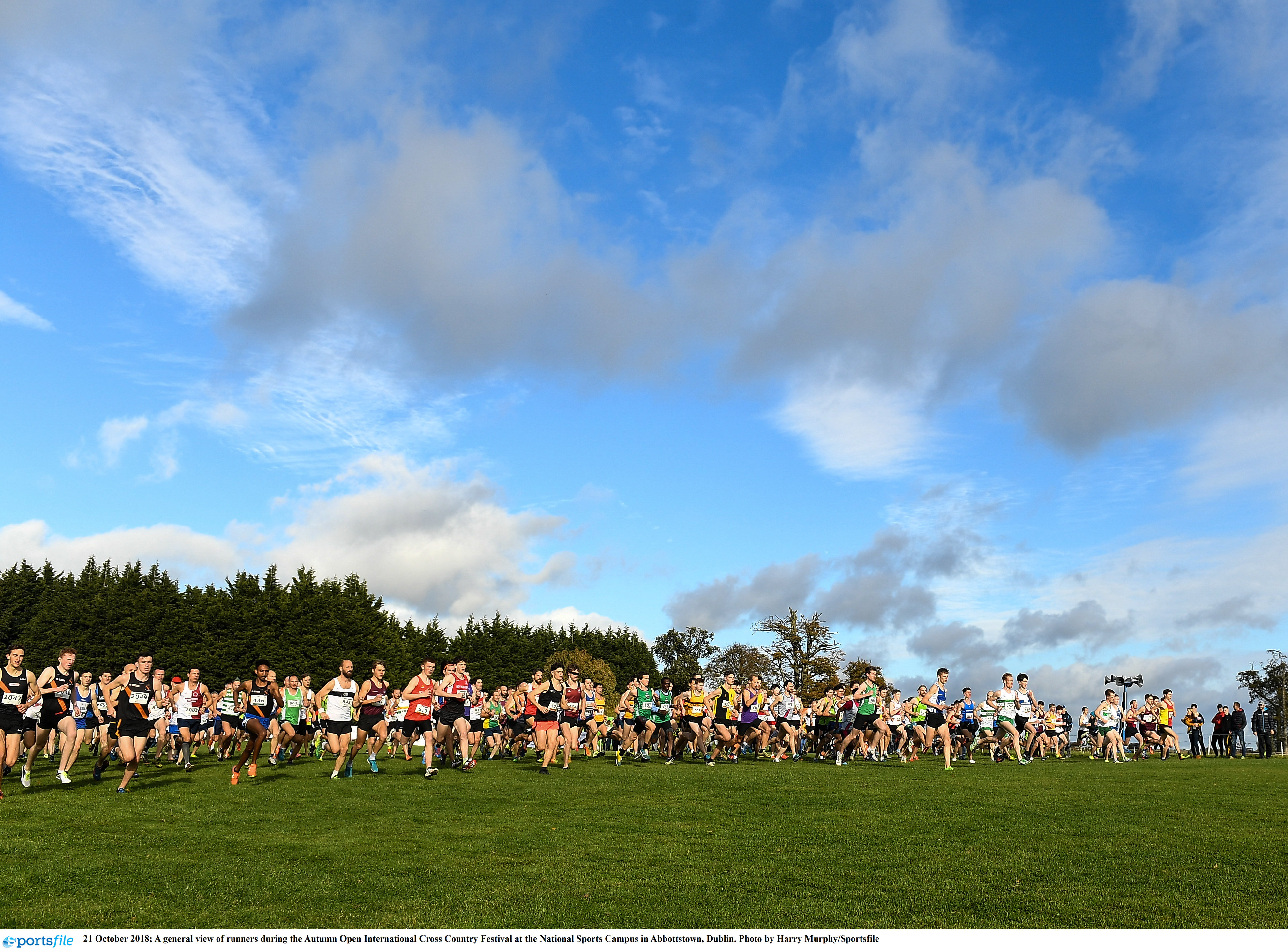 Northern Ireland International Cross Country Selections - Celtic Games
