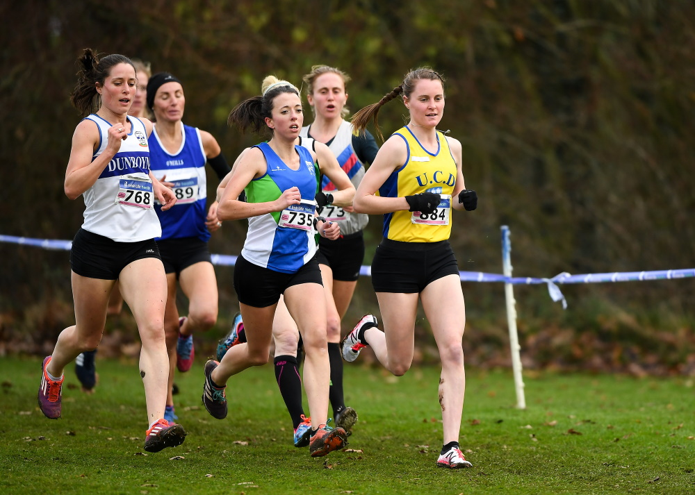 Irish Life Health National Senior, Junior & Juvenile Even Age Cross Country