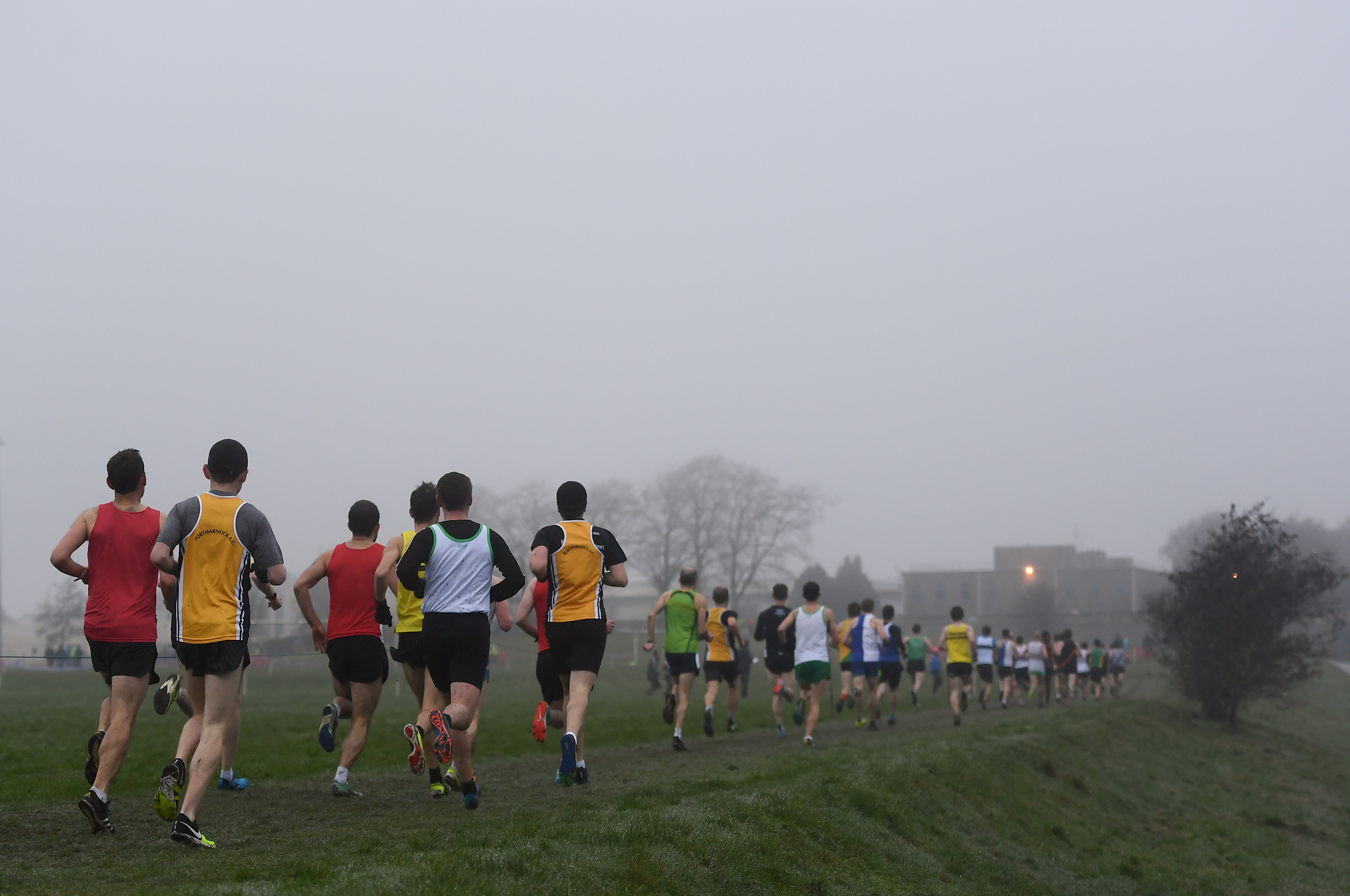 Application for regrading for the cross country season 2019-2020