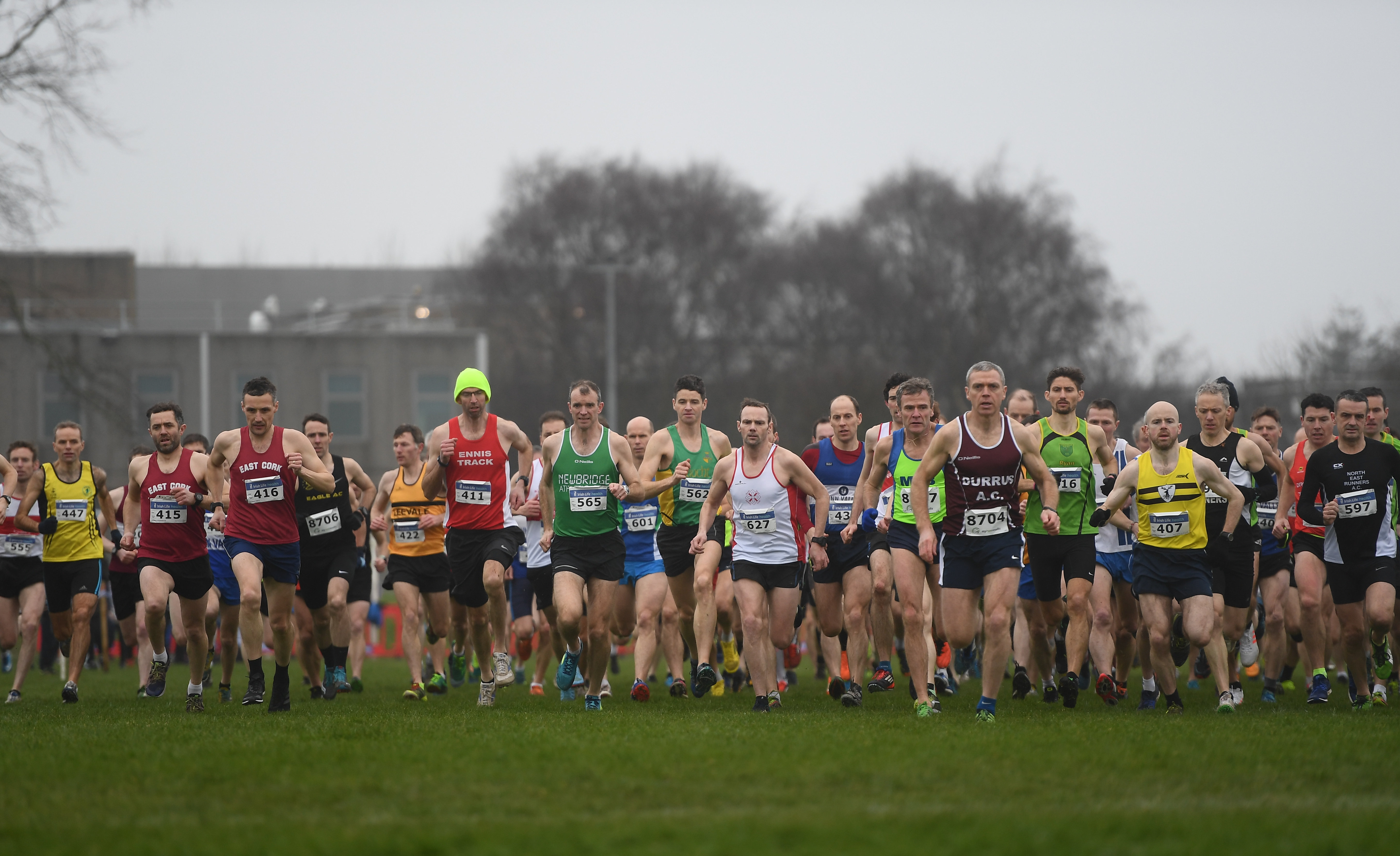 Athletics Ireland Competition entry process