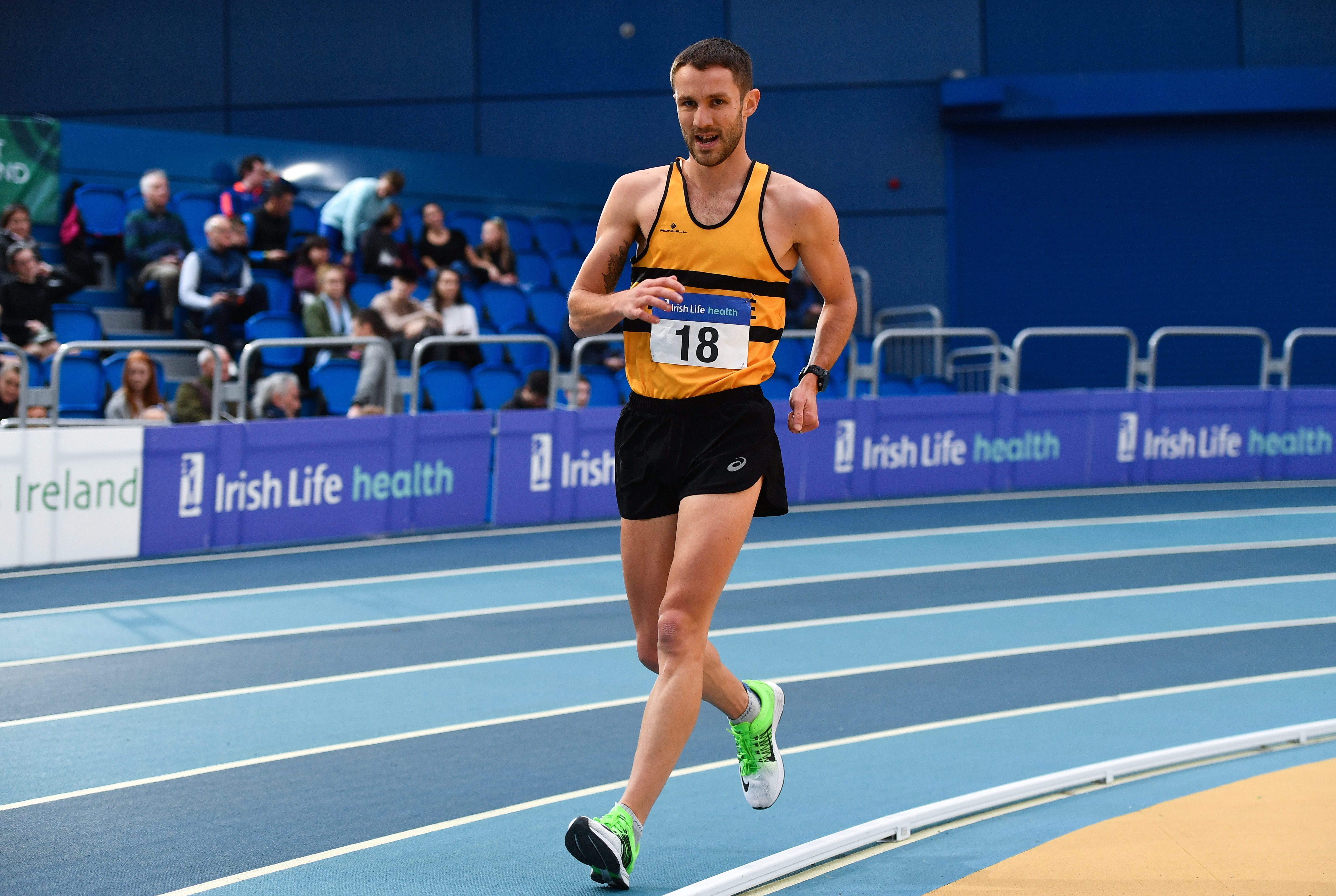 Wright secures Olympic qualifying standard