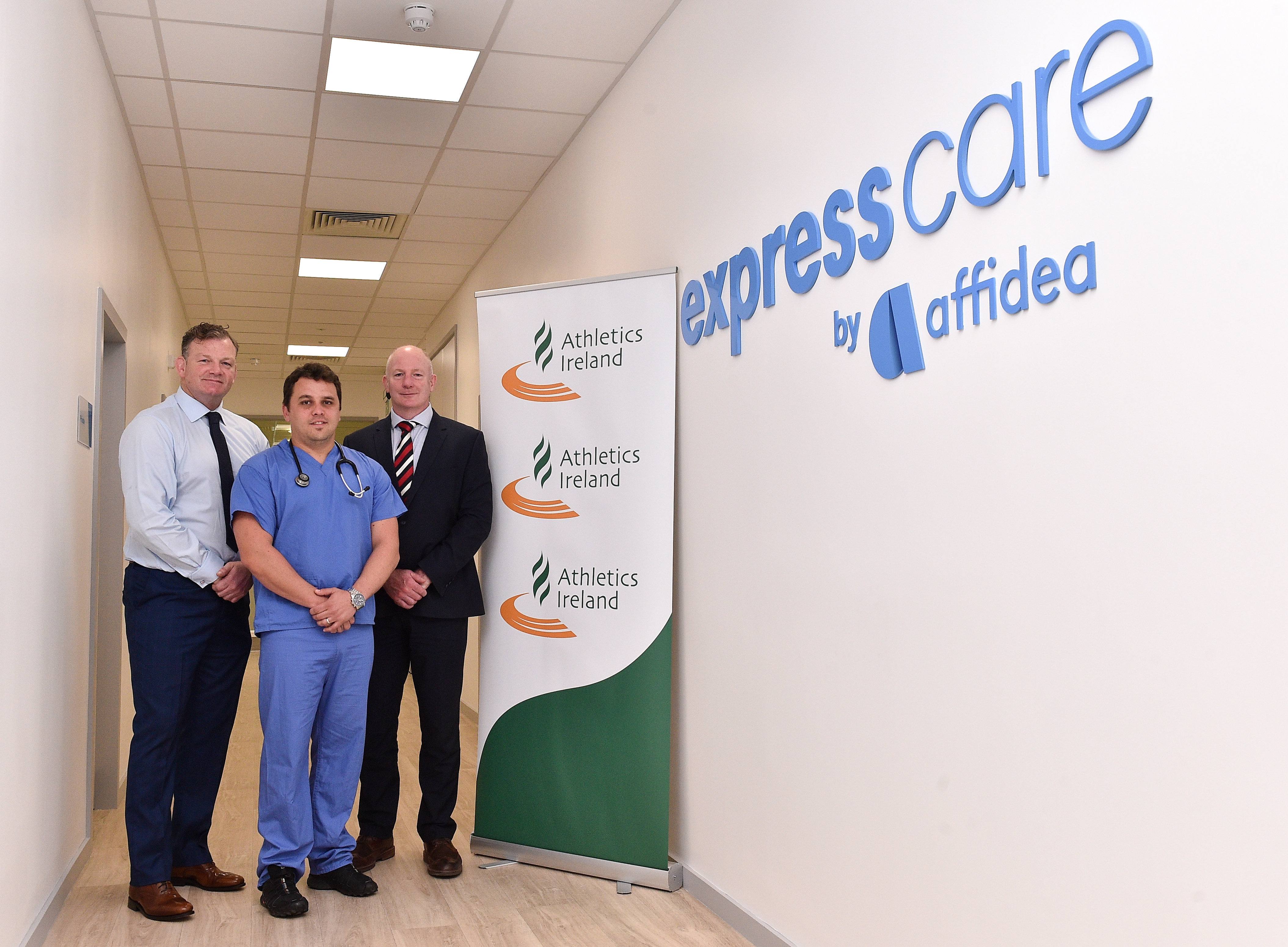 Athletics Ireland announce Affidea as Preferred Medical Provider