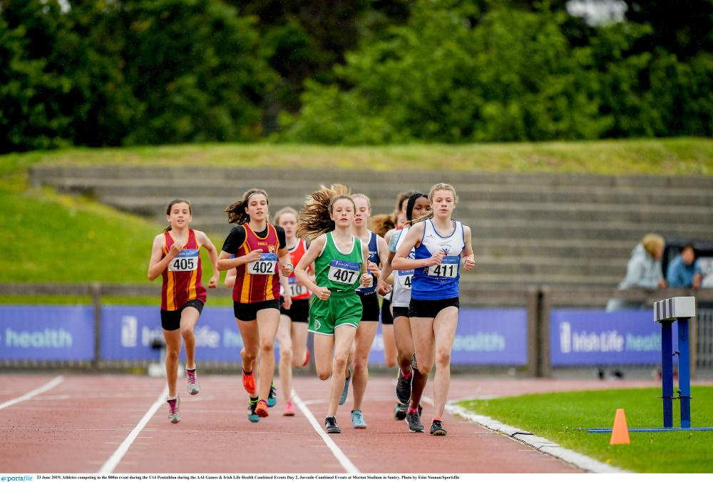 Children's Games, U12-U13 Championships, and Youth CE