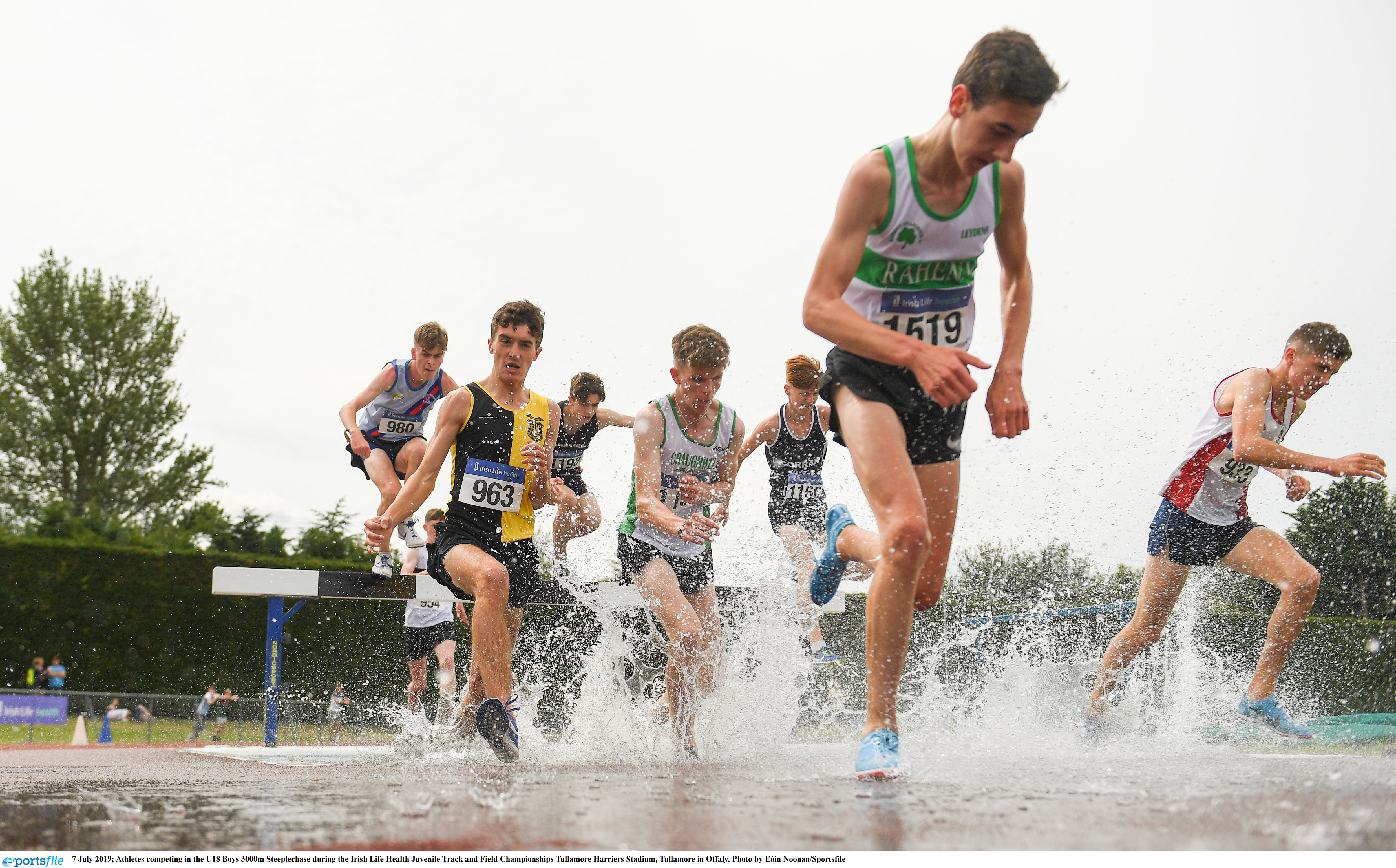 Event Information: Irish Life Health Juvenile Track and Field Championships