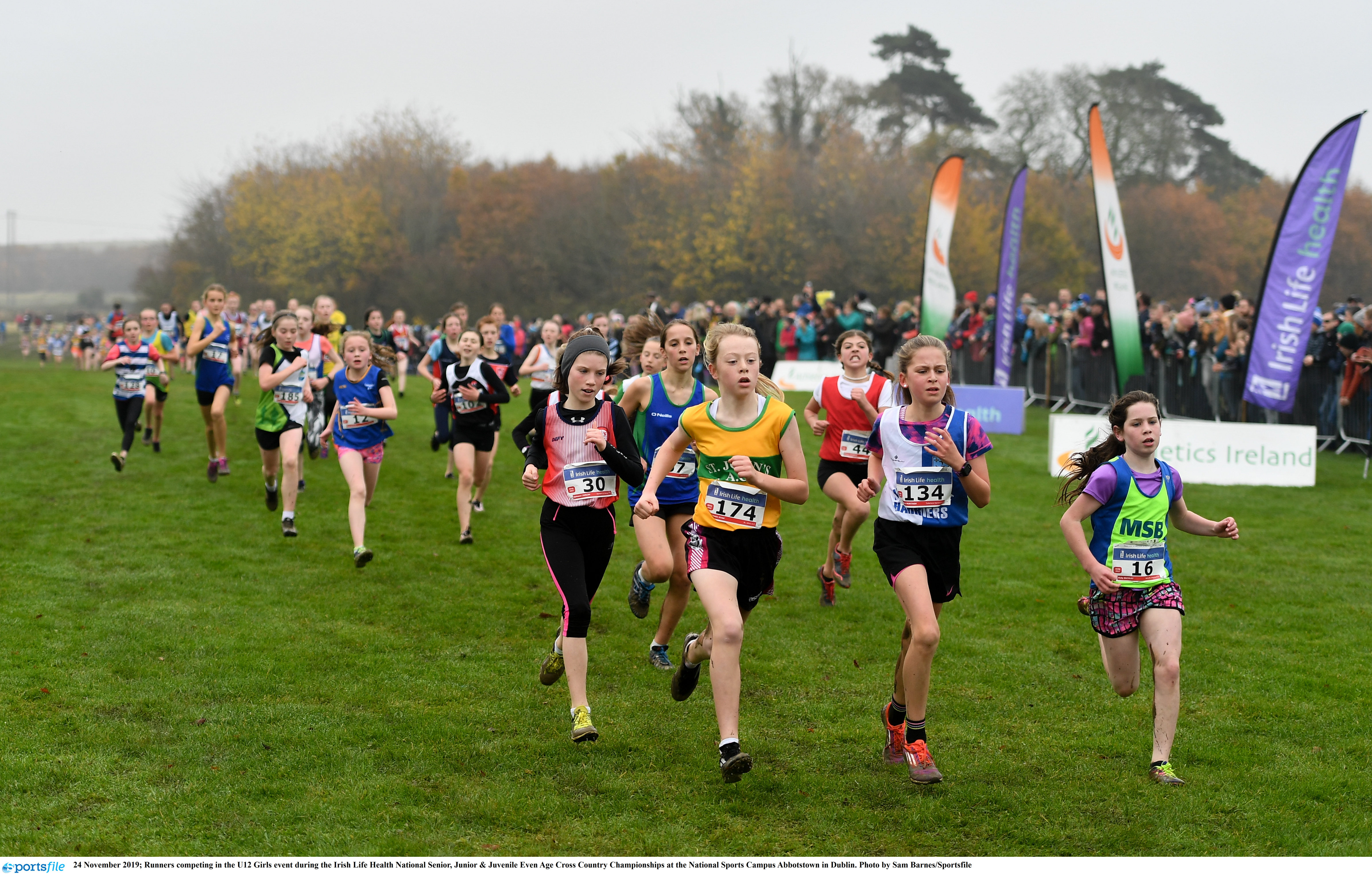 Juvenile Cross Country Championships 2020