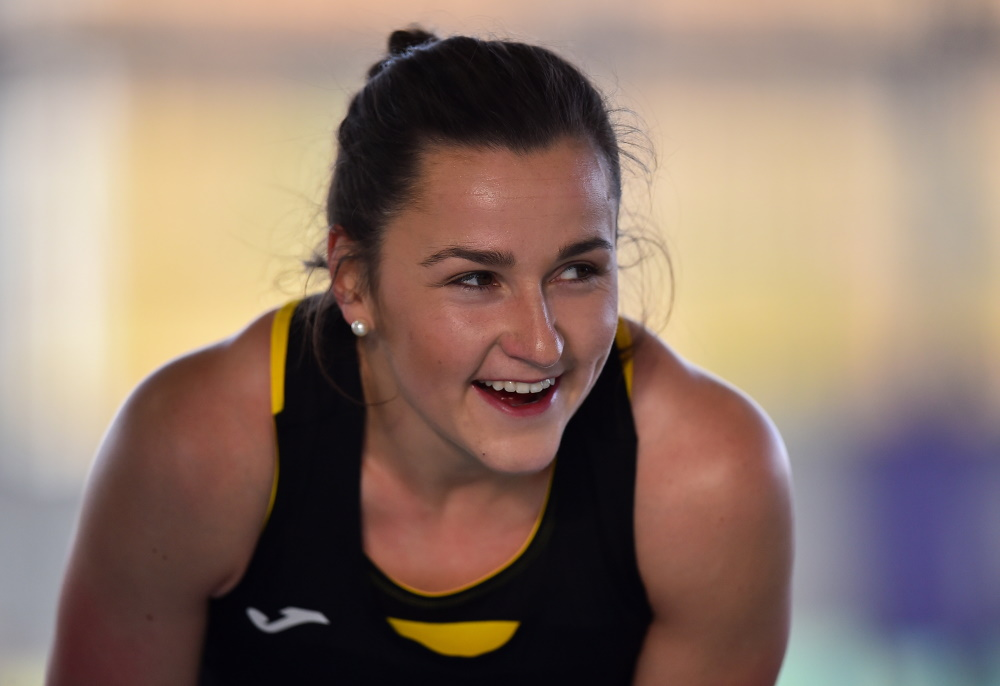 Healy sets new Irish 200m record