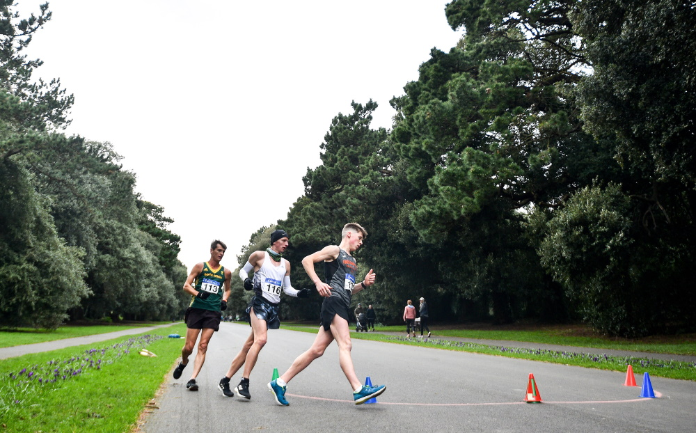 Leading athletes to compete at National 20km Race Walk Championships