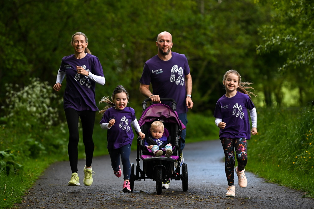 Irish Life Health Family Mile Challenge