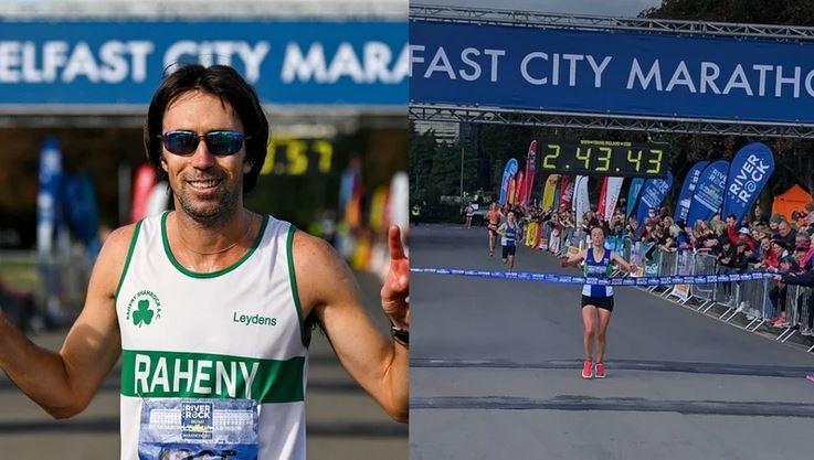 Clohisey and Ross claim National Marathon Titles