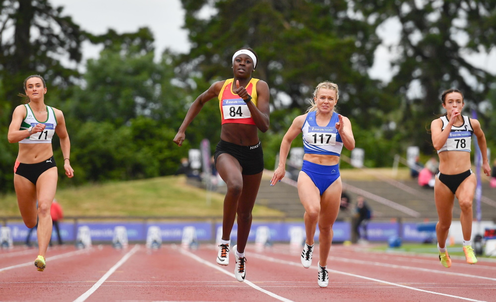 Tokyo quests continue as young sprint stars shine