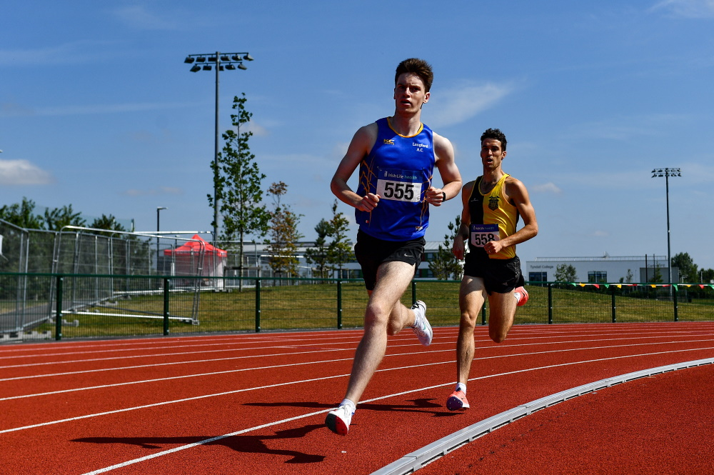 New U20 1500m record for McPhillips